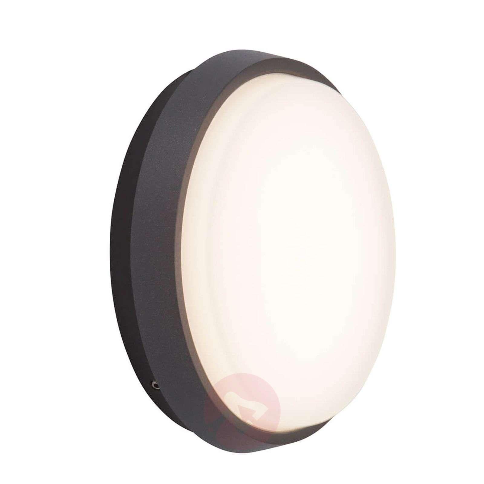 Letan Round LED-ulkoseinävalaisin 9 W-3057119-01