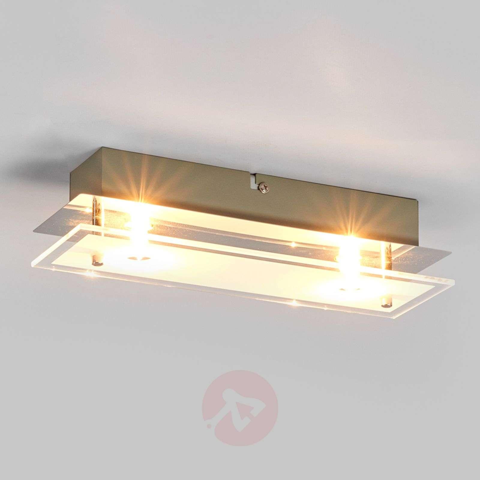 Levy lasinen kattovalaisin LED-G9-lampuilla-9994087-02