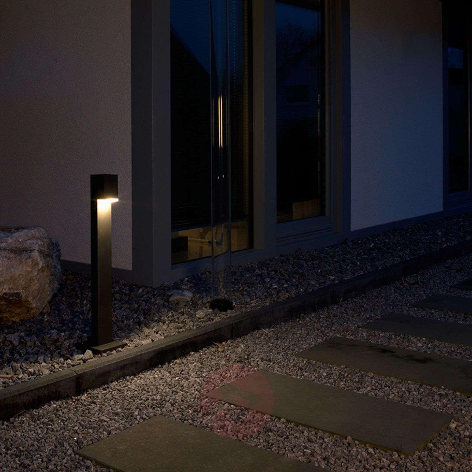 Lexian-pollarivalaisin LEDeillä – antrasiitti-4000349-01