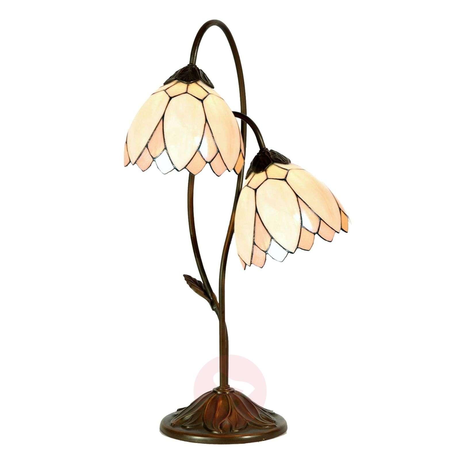 Liliana-pöytävalaisin, kaksilamppuinen-6064070-01