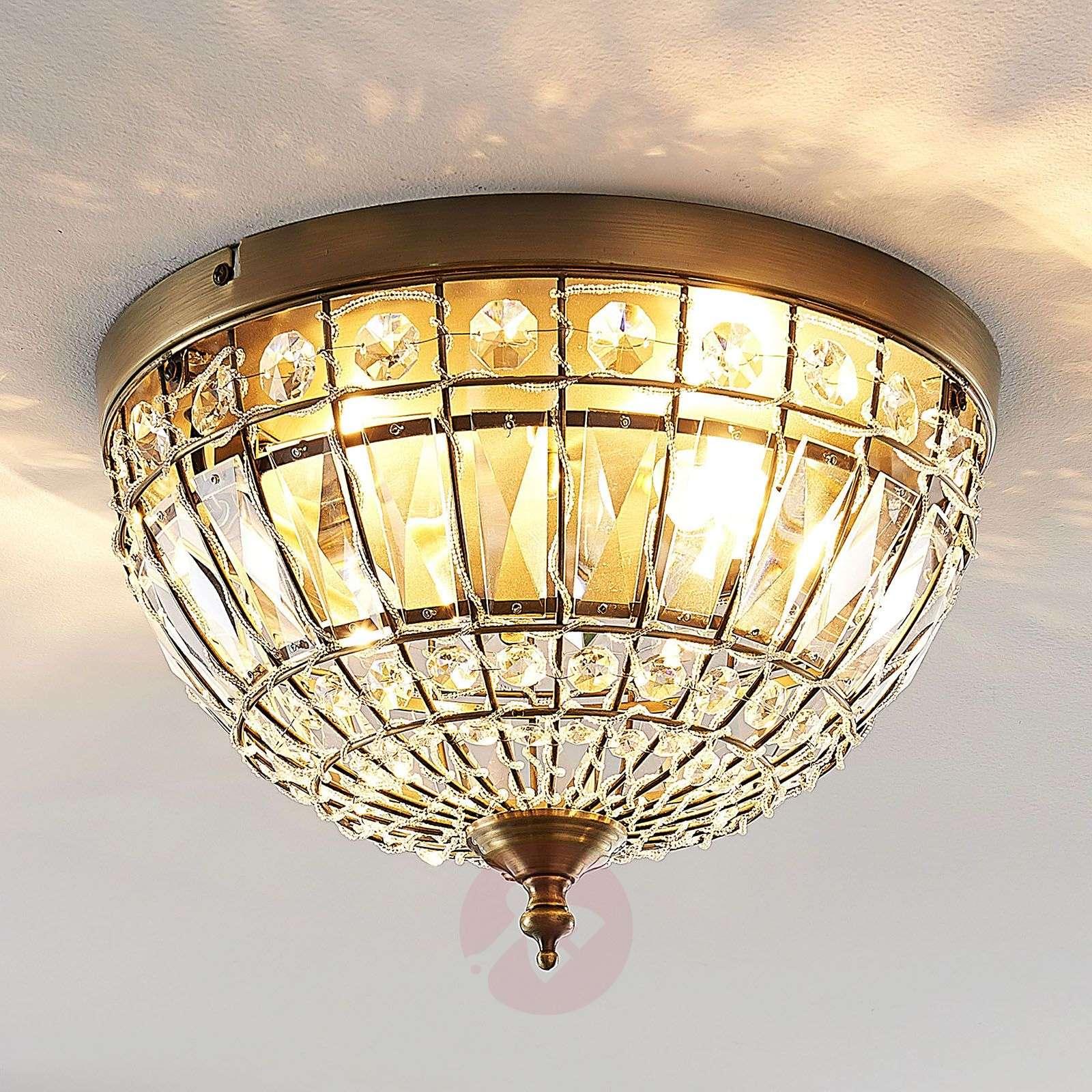 Lindby Jamaal kattovalaisin lasia