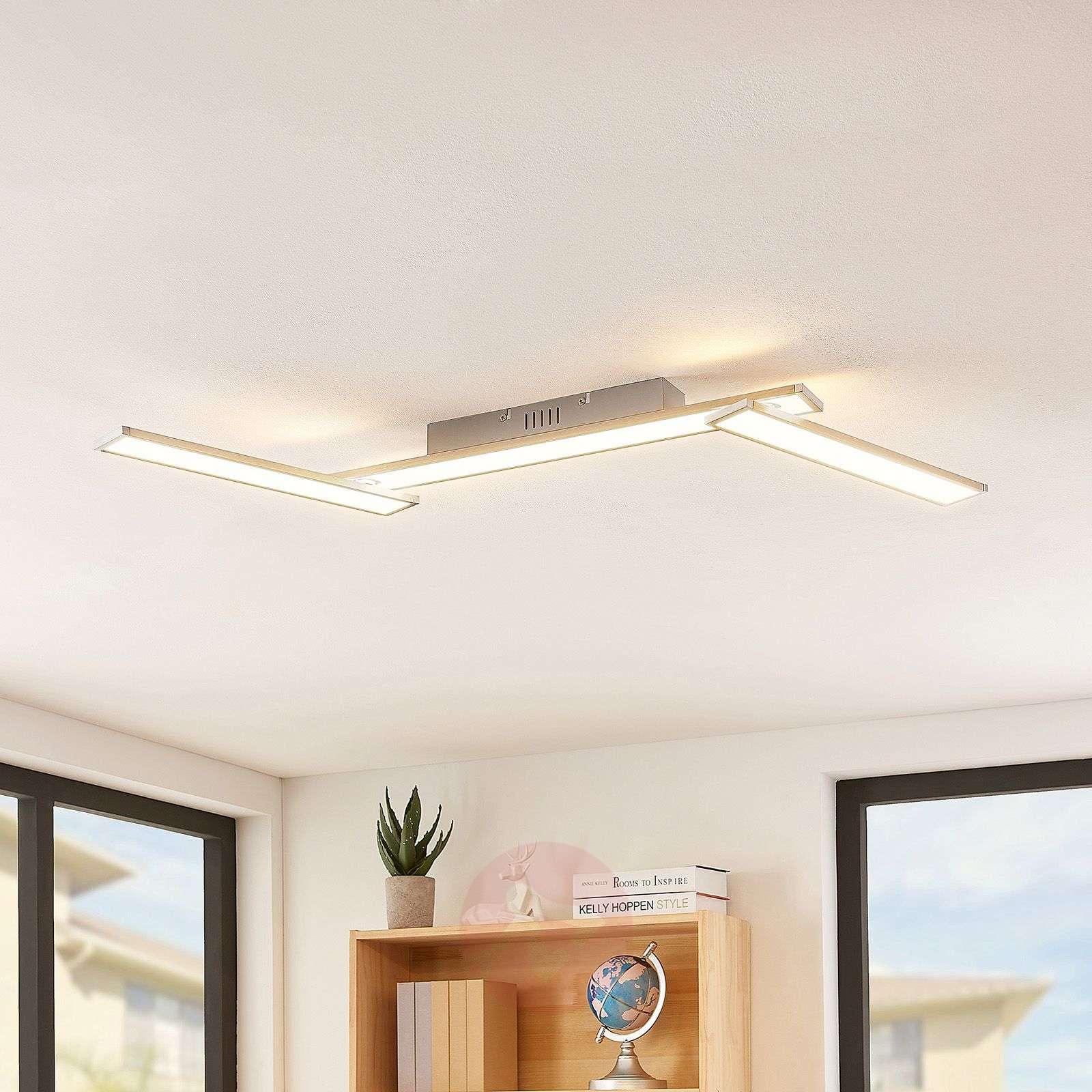 Lindby Smart Ibbe-LED-kattovalaisin, 3-lamppuinen-9985103-02