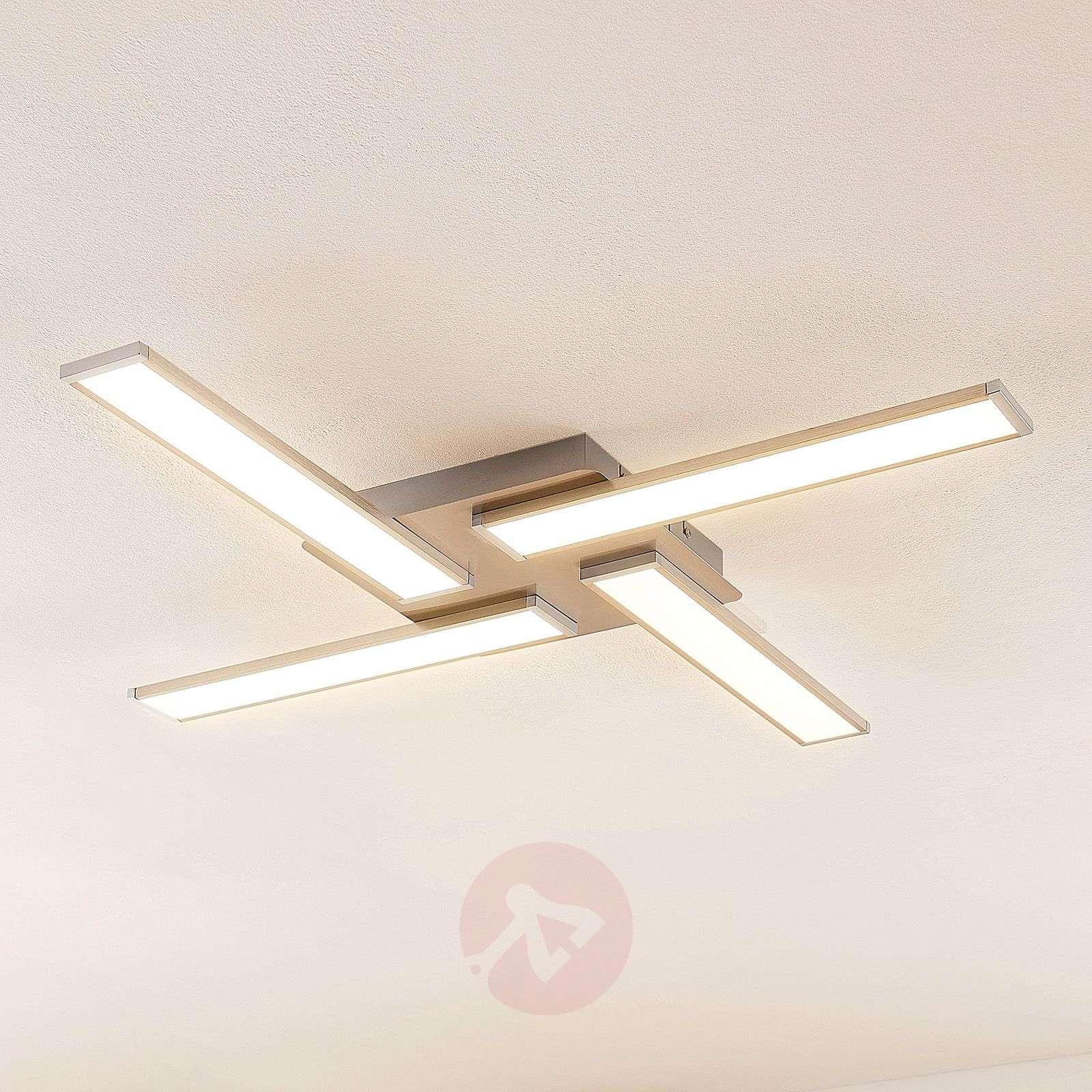 Lindby Smart Ibbe-LED-kattovalaisin, 4-lamppuinen-9985104-02