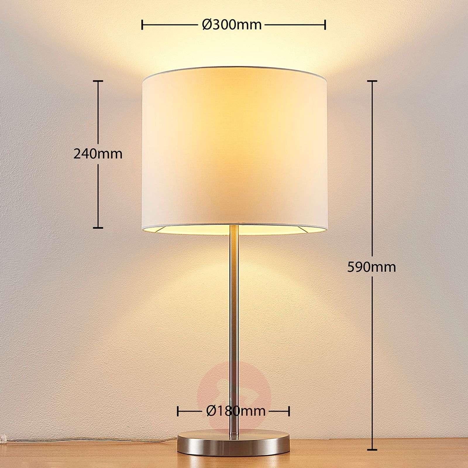 Lindby Smart kangaspöytävalaisin Everly, RGB-LED-9624100-02