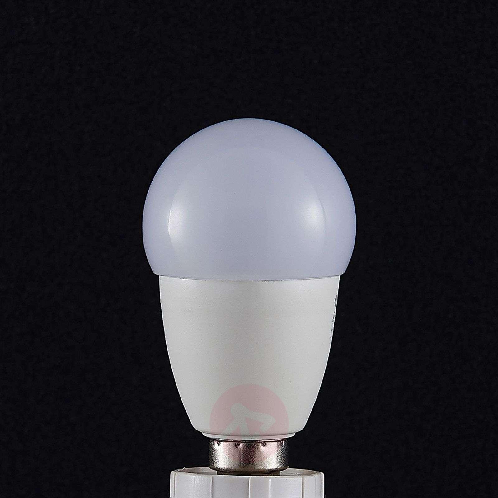 Lindby Smart LED-lamppu E14 4,5 W RGB pisara-9971020-01