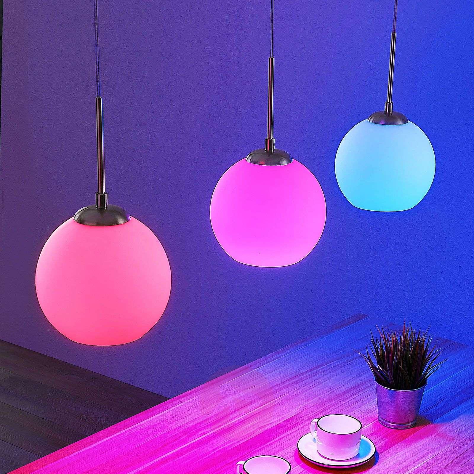 Lindby Smart LED-riippuvalo Morrigan, sovellusk.-9624506-01