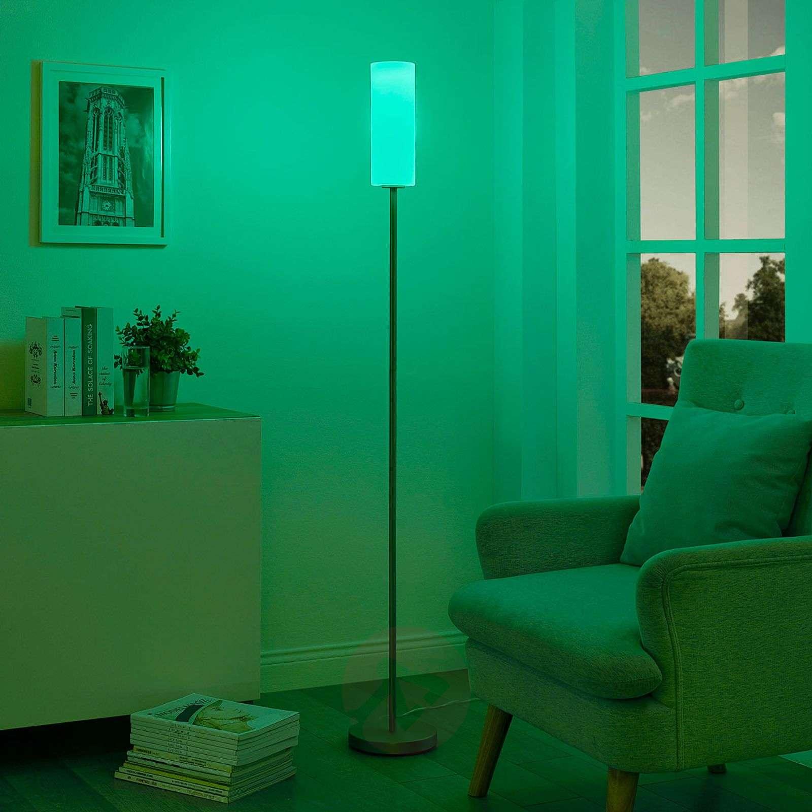 Lindby Smart RGB-LED-lattiavalaisin Felice, app-9624106-02