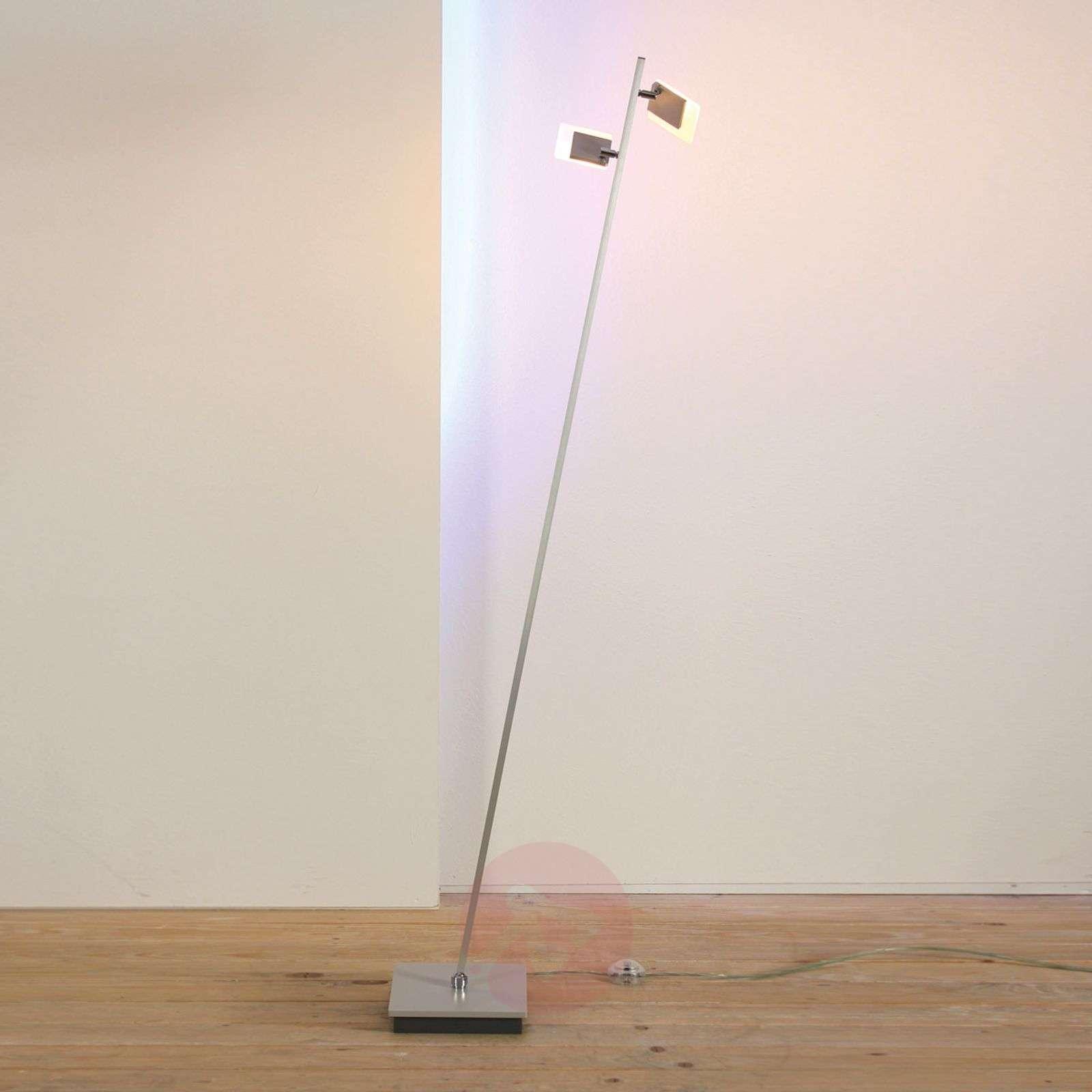 Line – kaksilamppuinen LED-lattiavalaisin-1556132-01