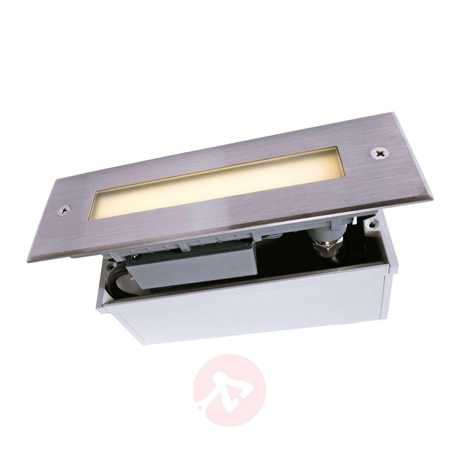 LINE-lattiaspotti ruostumatonta terästä LED-2501955-01