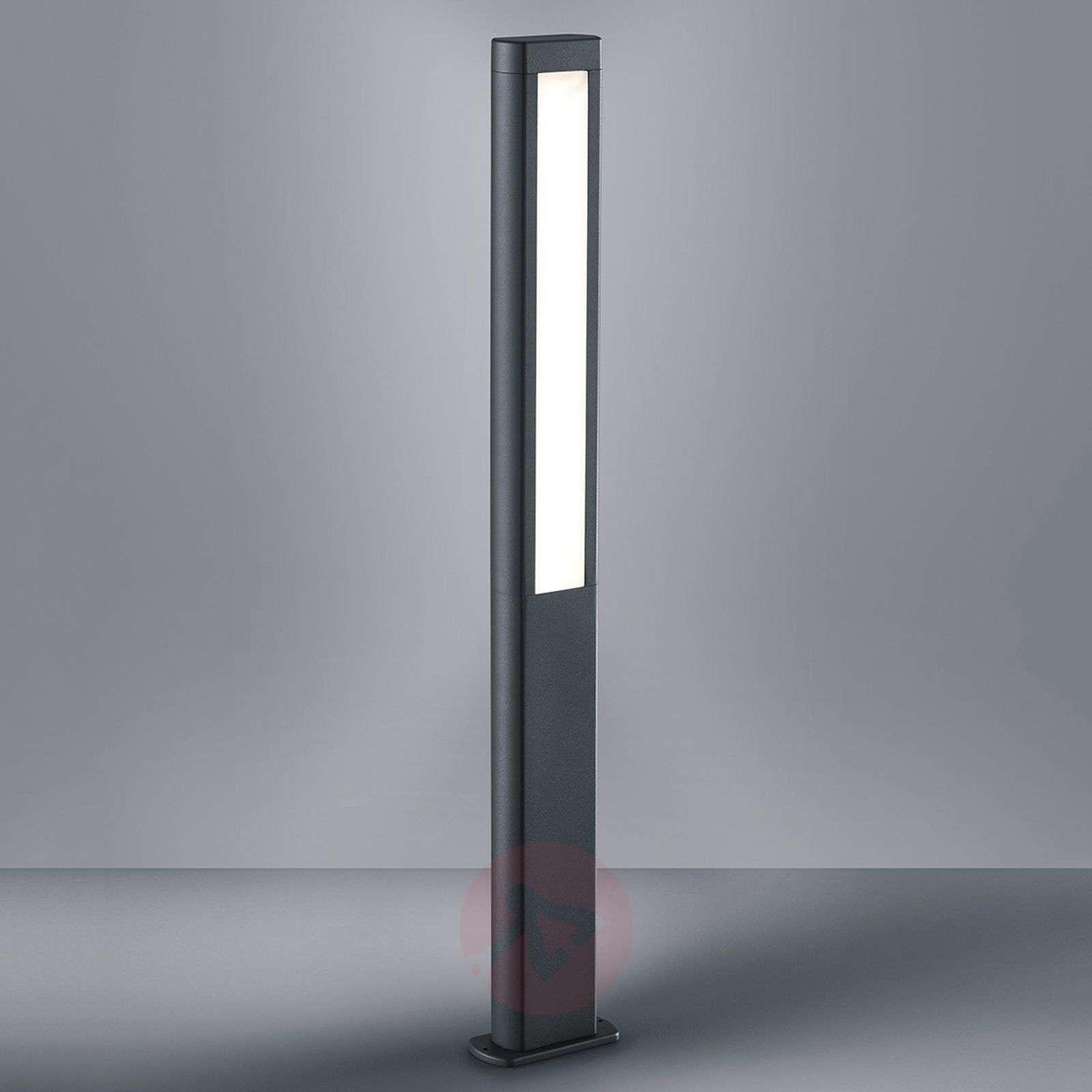 Linjakas LED-pylväsvalaisin Rhine-9005214-02