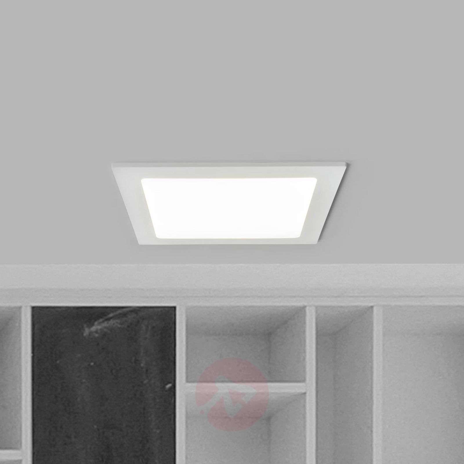 Litteä Joki-LED-alasvalo, IP44-9978062-02