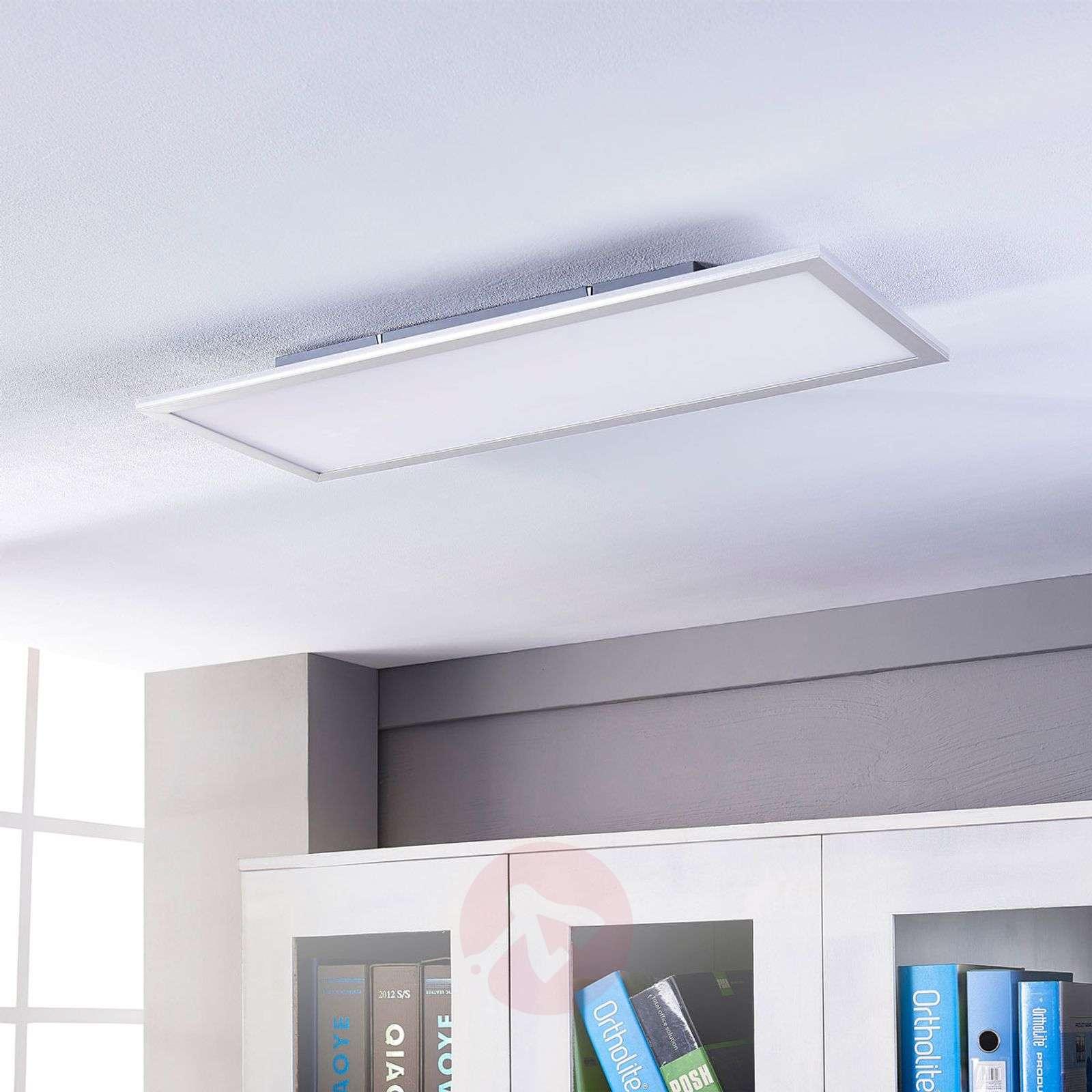 Liv LED-paneeli, pitkänomainen, perusvalkoinen-9956002-01