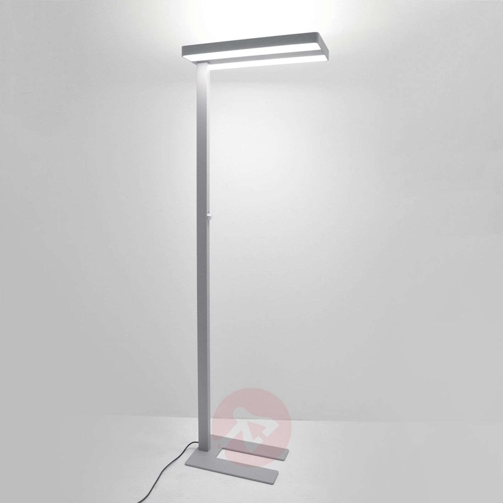 Logan – toimiston LED-lattiavalaisin, himmennin-9968008-012