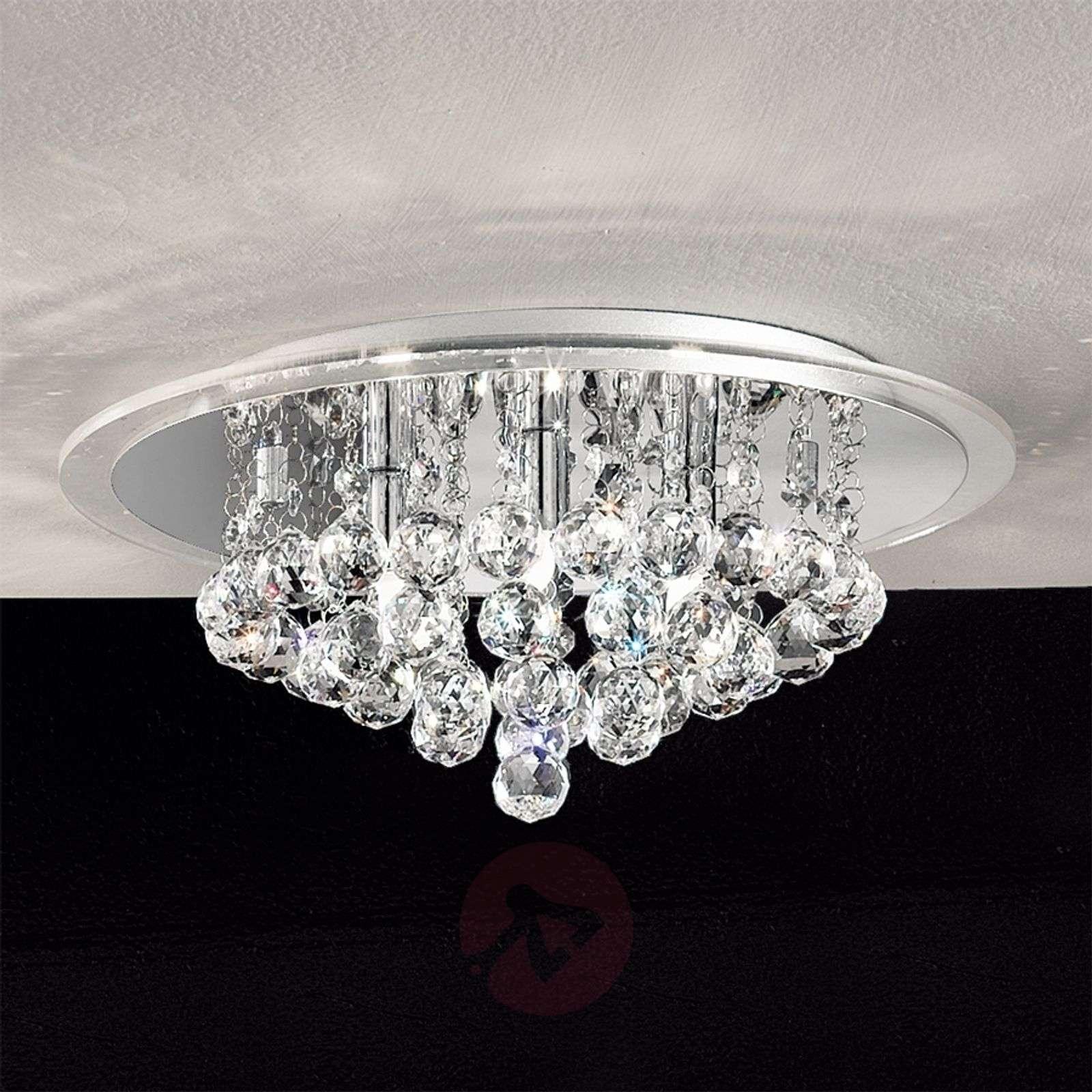 Loistava DESPINA-kattovalaisin, kristalliriipus-7253339X-01