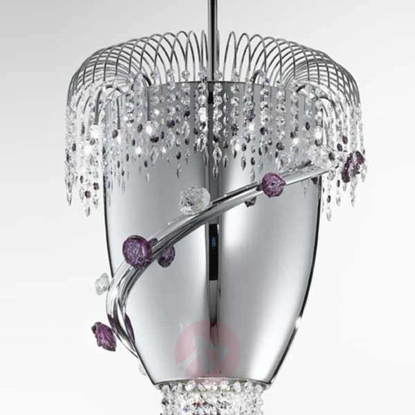 Loistelias Divina-riippuvalaisin, 10-lamppuinen-5015017X-01