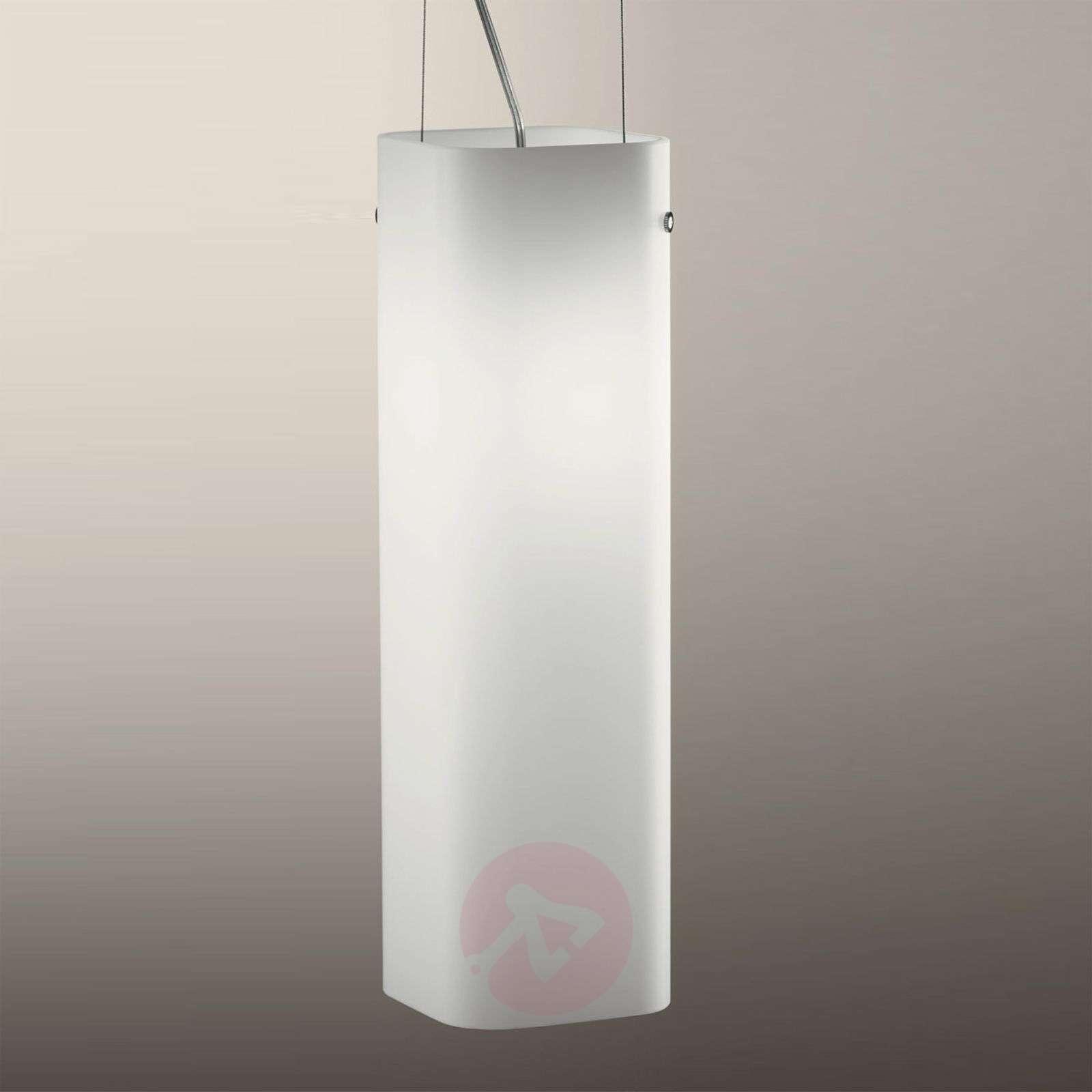 Loistokas Carré-riippuvalaisin, 1-lamppuinen-2502760-01