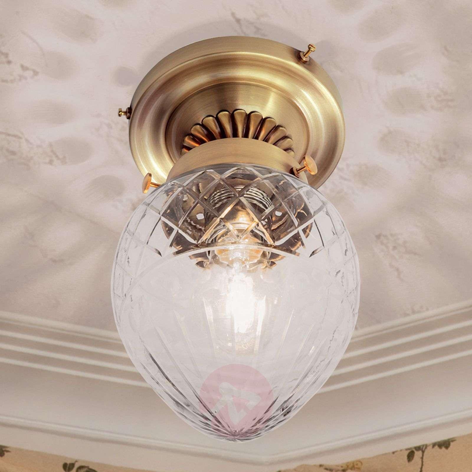 Loistokas kattovalaisin BARBORA 1-lamppuinen-7253990-01