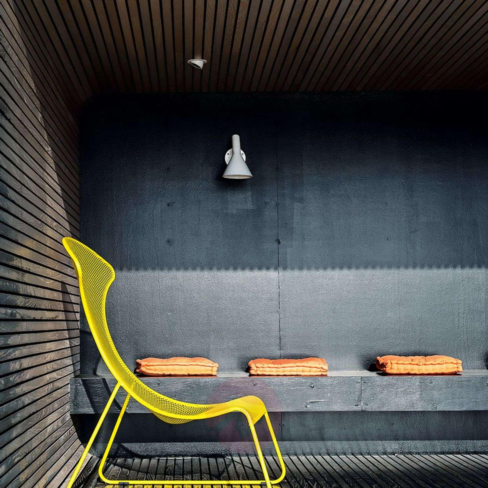 Louis Poulsen AJ – LED-ulkoseinävalo strukturoitu-6090124X-01