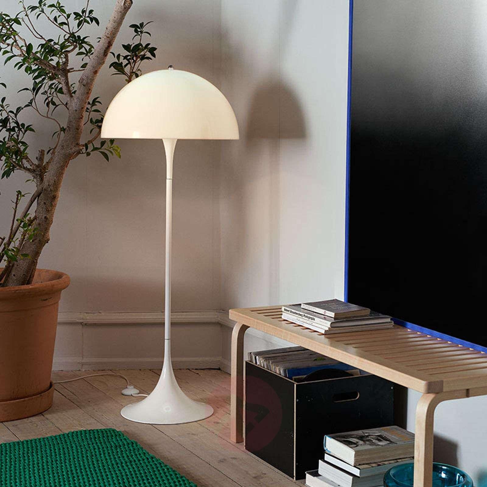 Louis Poulsen Panthella design-lattiavalo, opaali-6090105-01