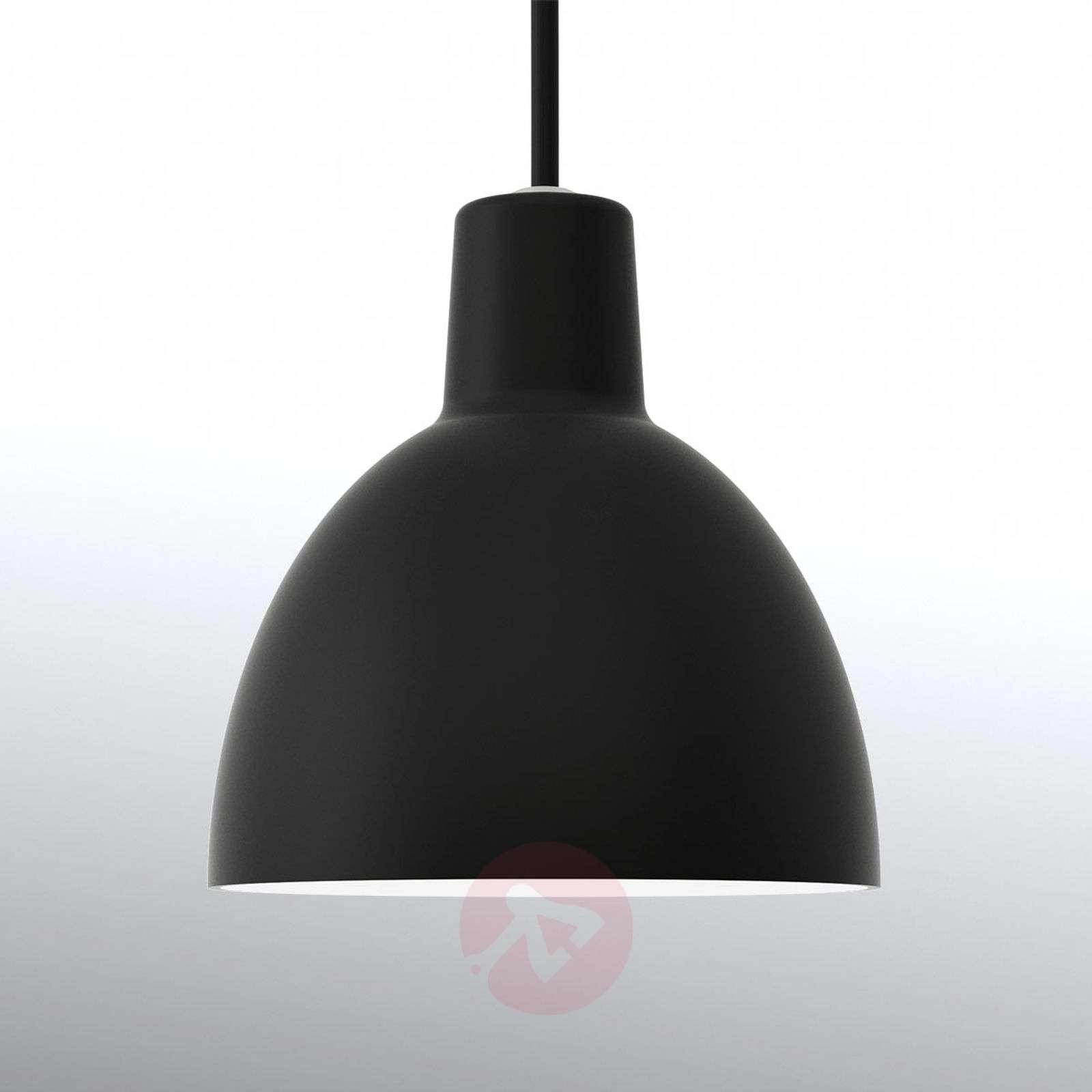 Louis Poulsen Toldbod120 riippuvalaisin musta-6090149-01