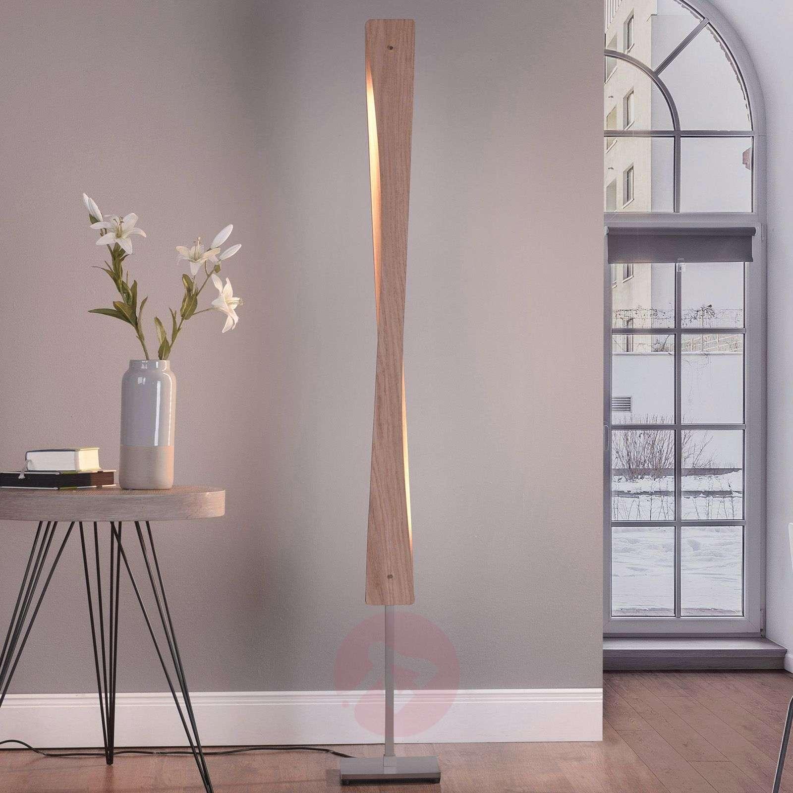 Lucande Lian LED-lattiavalaisin, tammi-6722561-01