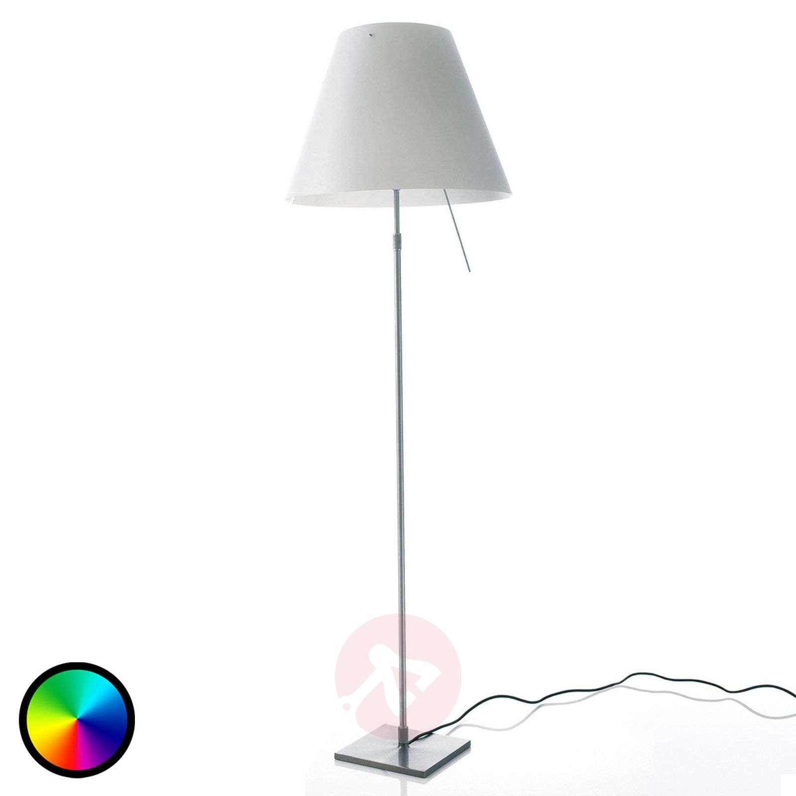 Luceplan Costanza lattiaval., Philips Hue-lamppu-6030167-01