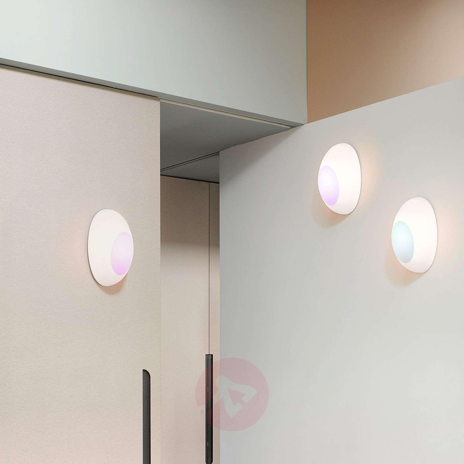 Luceplan Goggle seinävalaisin, väritehoste-6030217-01