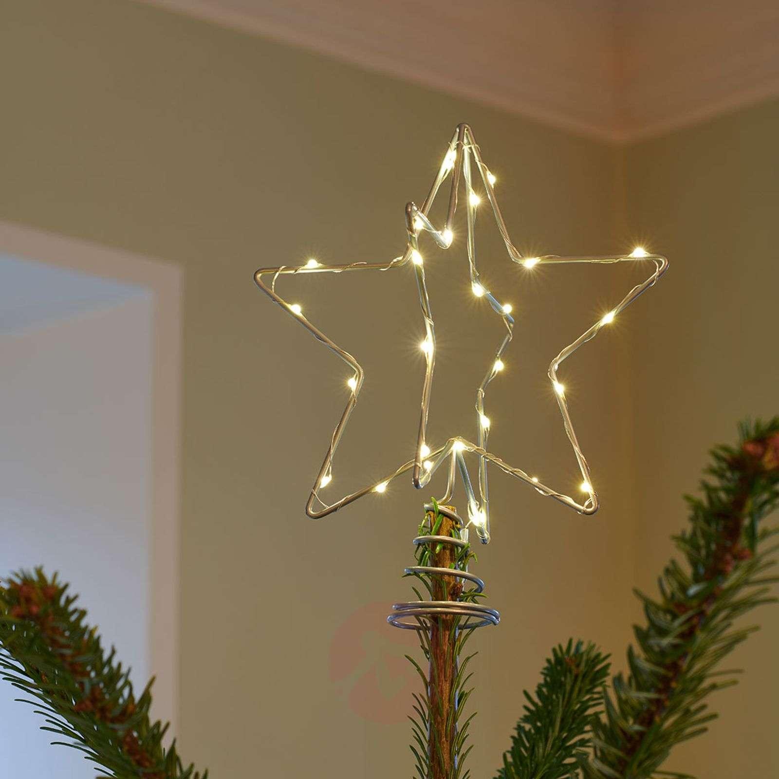Lumoava LED-koristevalaisin Christmas Top-8577270X-01