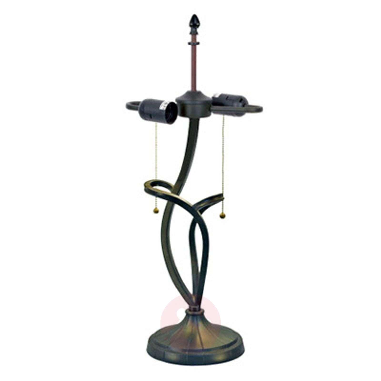 Lumoava Tiffany-tyylinen Parisa-pöytävalaisin-1032320-01