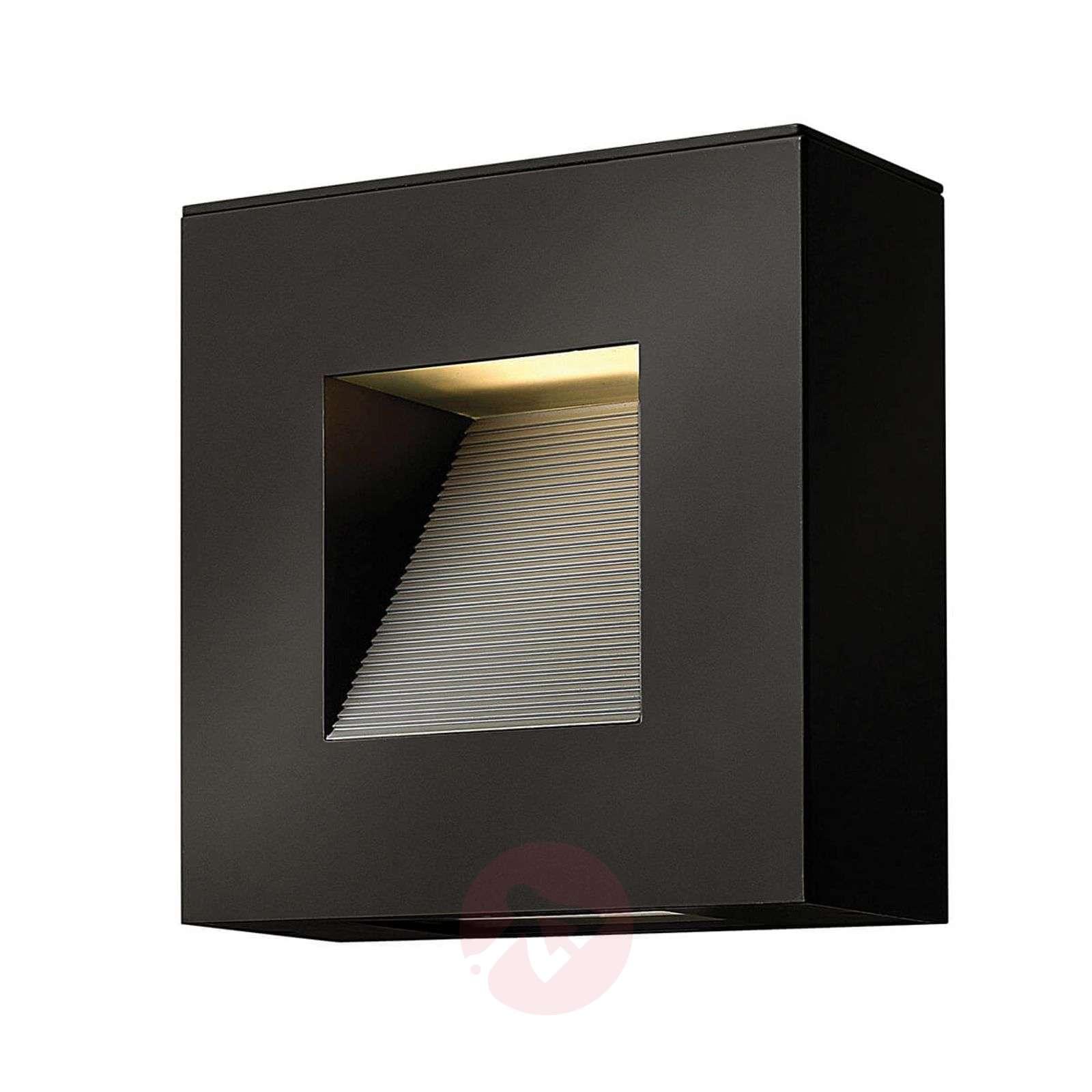 Lunias-LED-ulkoseinälamppu mustana-3048847-01