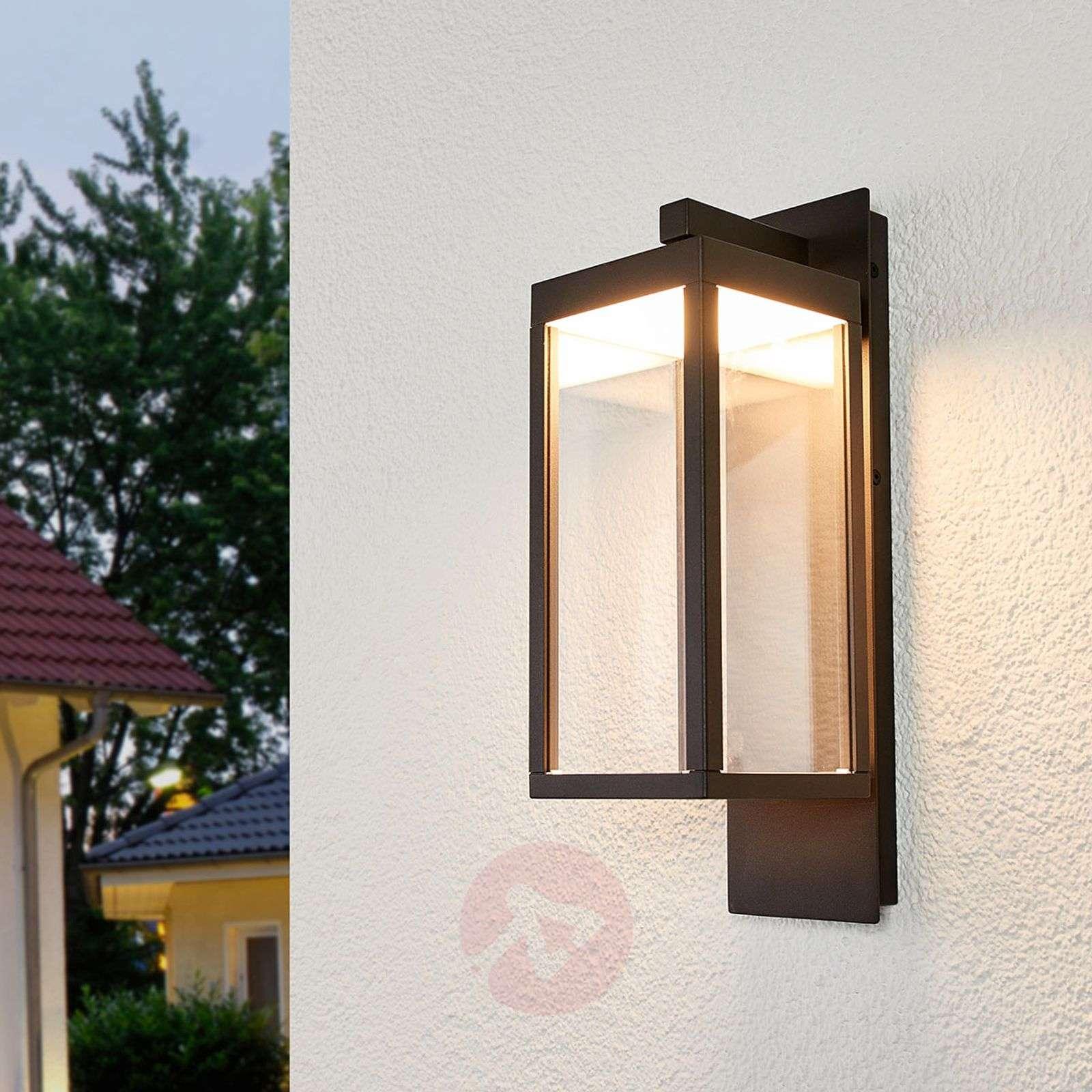 Lyhtymallinen LED-ulkoseinävalaisin Ferdinand-9619149-03