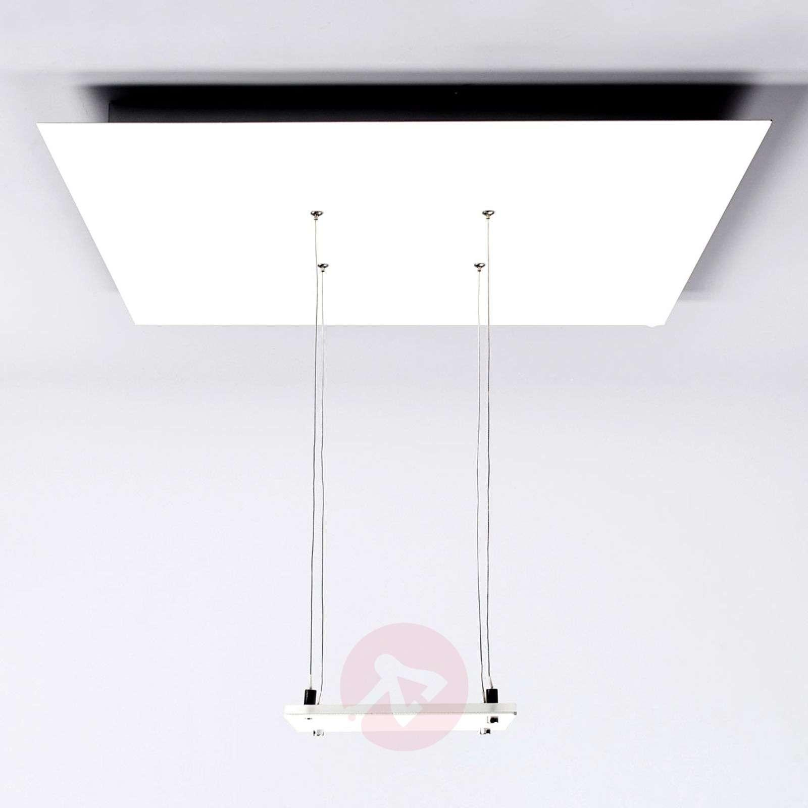 Marlou – valkoinen LED-kattolamppu, epäsuora valo-9953004-04