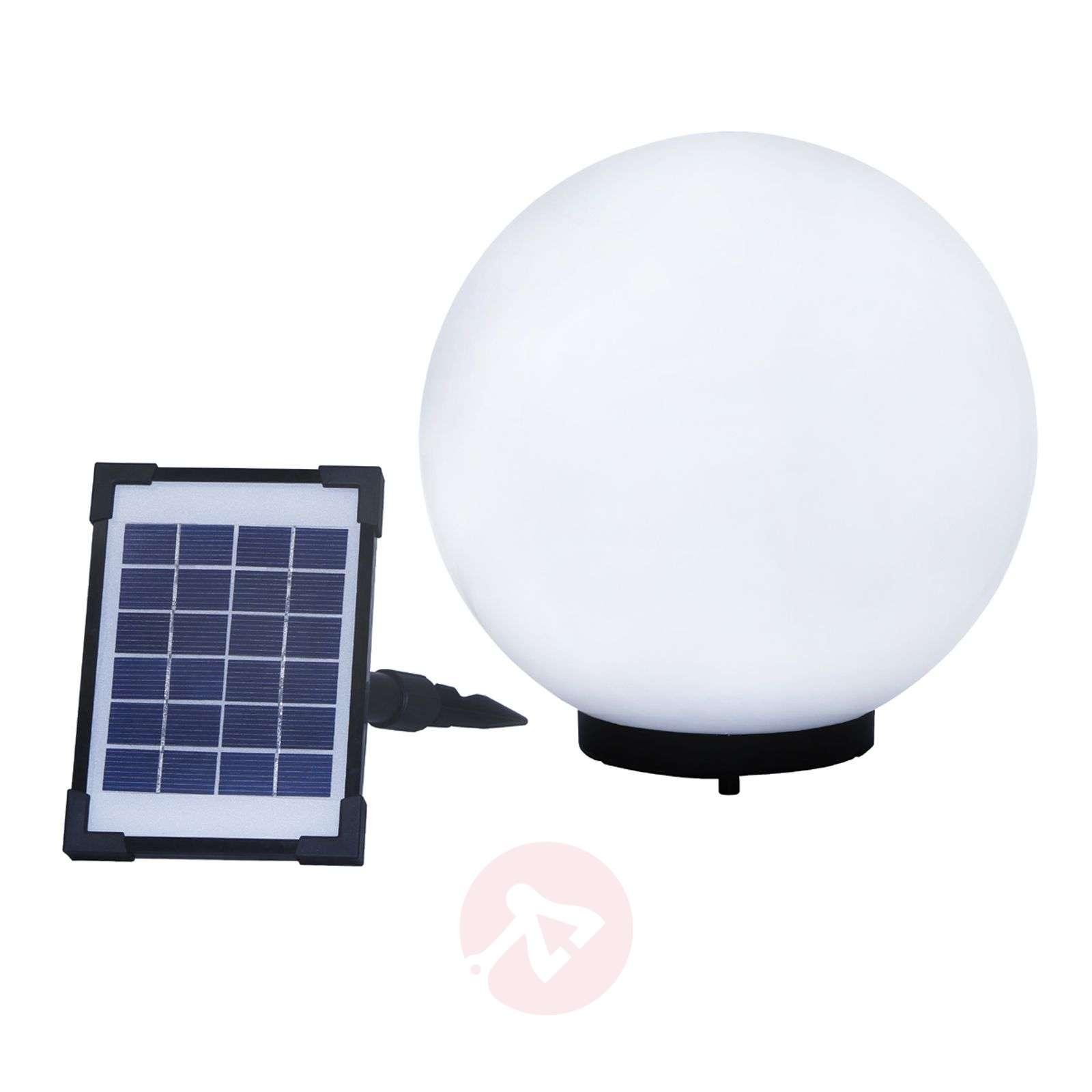 Mega Ball-pallovalaisin aurinkokennolla 30 cm-3012224-01