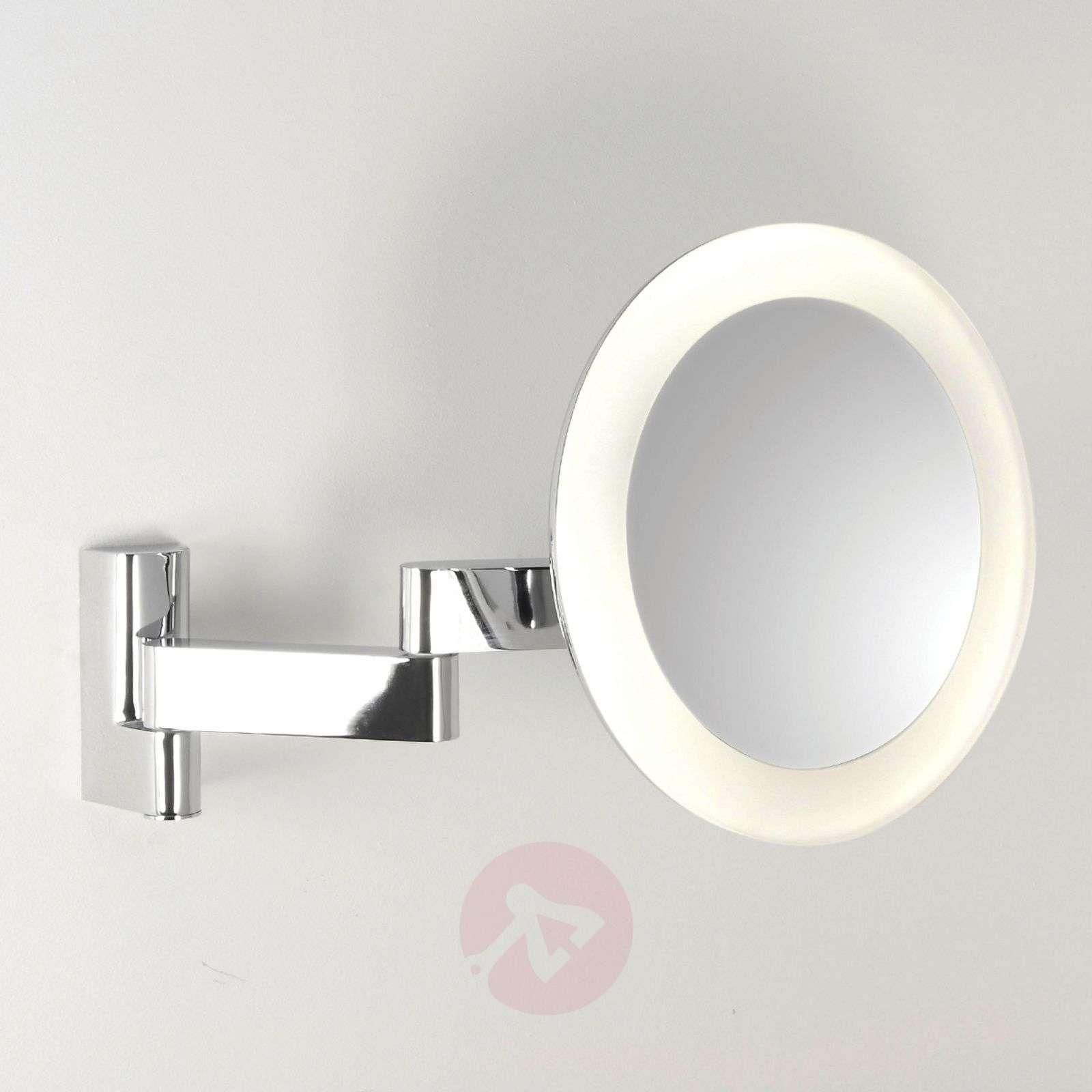 Meikkipeili Niimi Round LED-valaistuksella-1020021-02