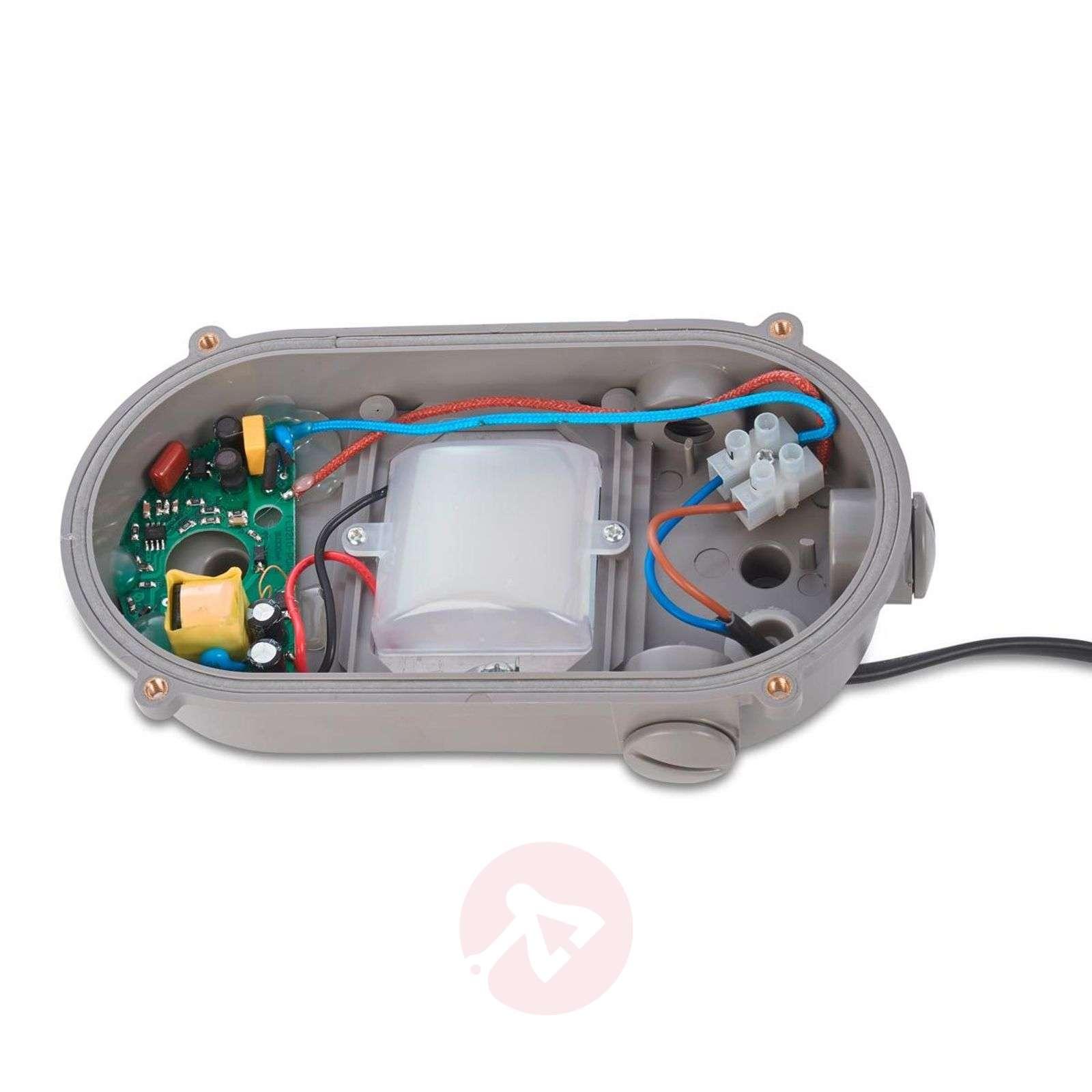 Merihenkinen LED-ulkoseinävalaisin Turtled-6025626-01