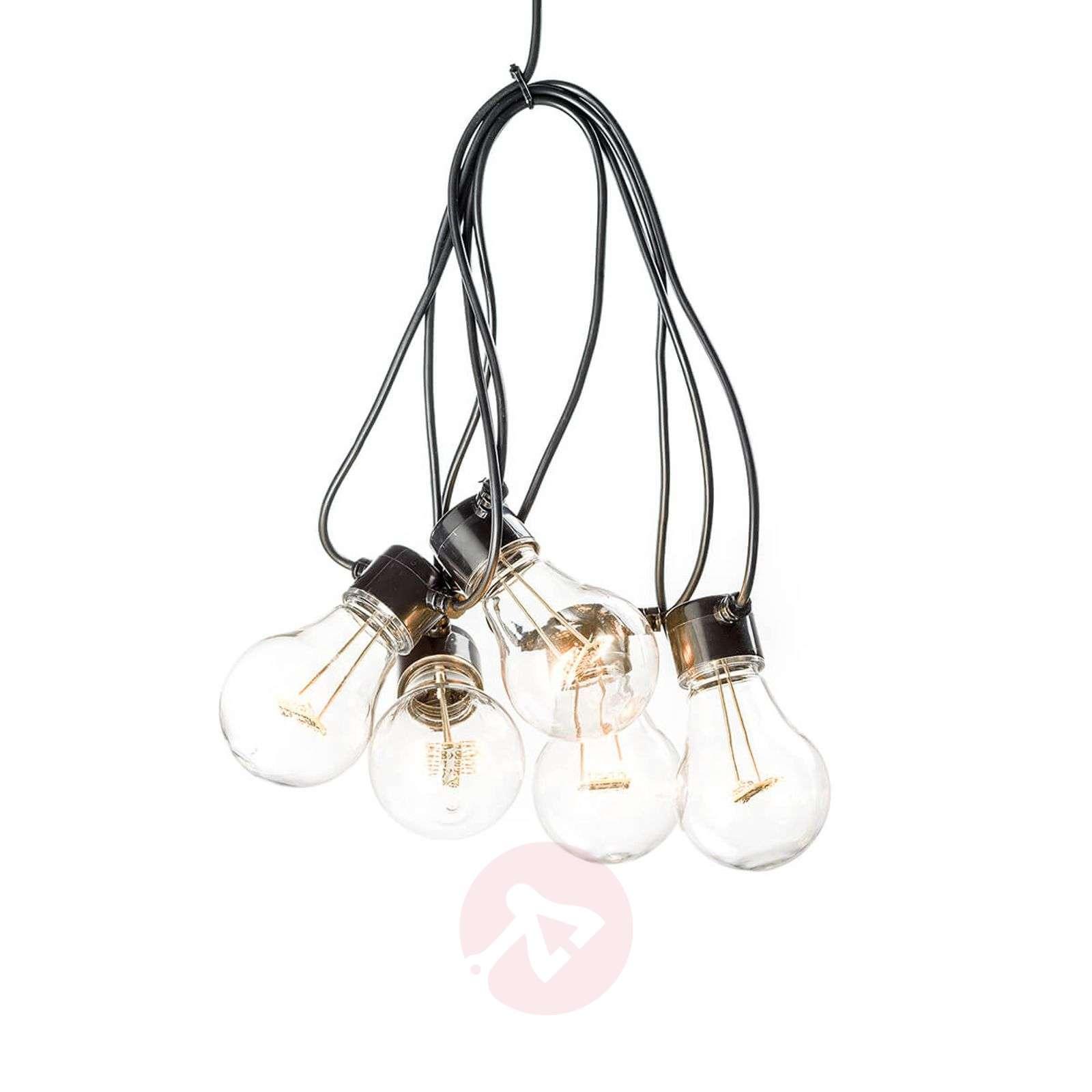Meripihkan värinen LED-valoketju Terassi-5524735-01