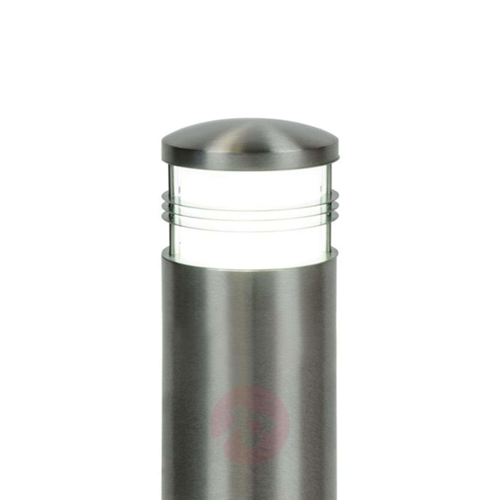Merivedenkestävä Creo-pylväsvalaisin teräksestä-9506090-01