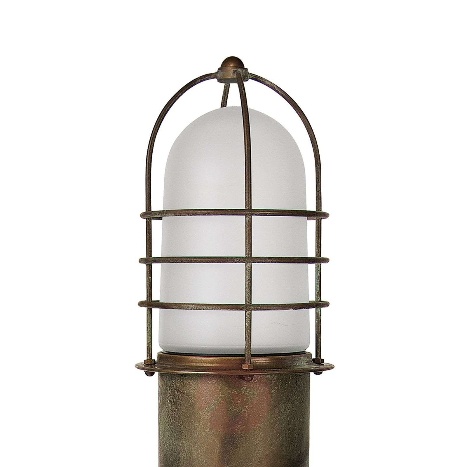 Merivedenkestävä Franco-pylväsvalaisin-6515219X-01