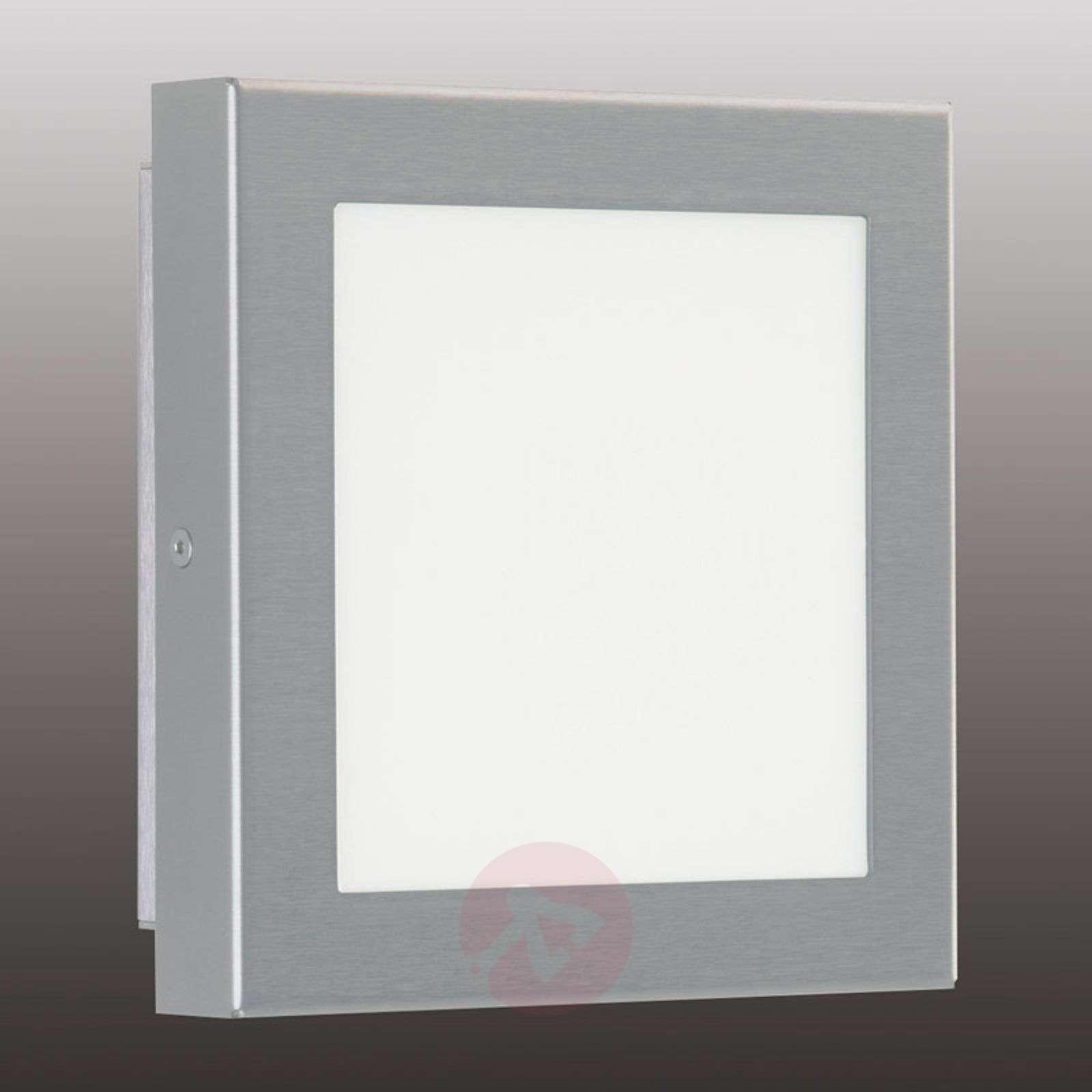 Mette-LED-ulkoseinävalaisin, ruostumaton teräs 8 W-4000308-01