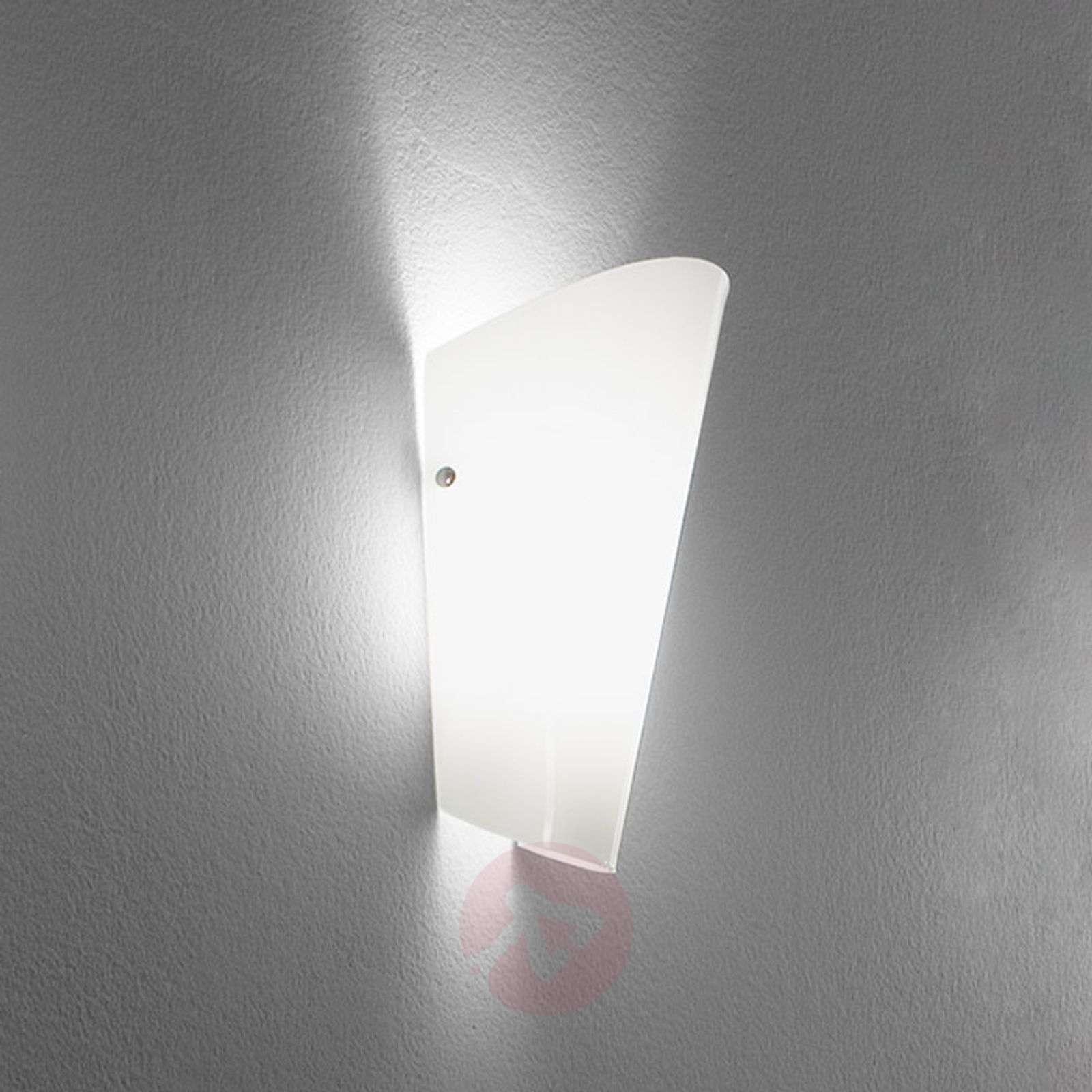 Miellyttävä Bloom-seinävalaisin, valkoinen-8525585-03