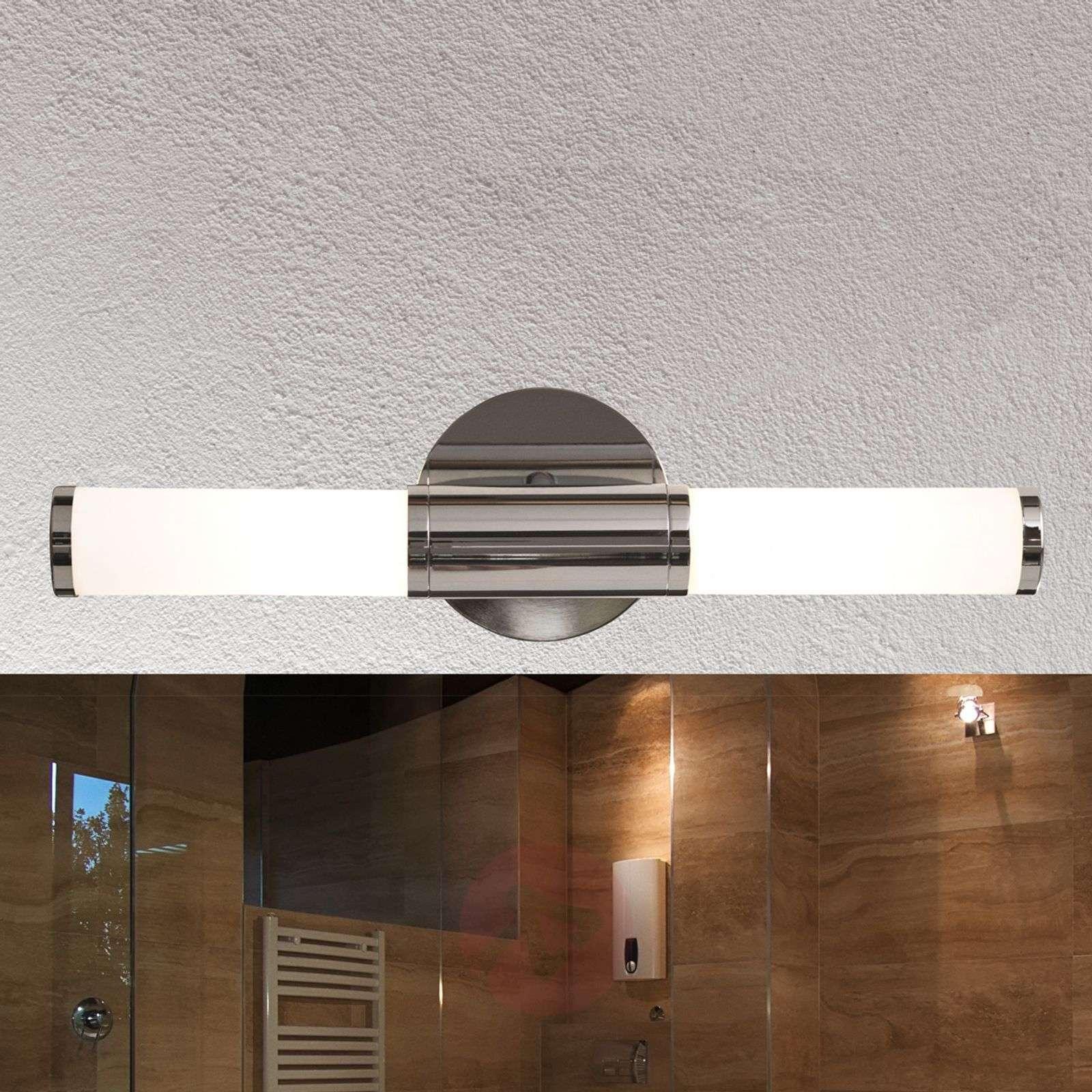 Miellyttävä Palmo-seinävalaisin, 2-osainen kromi-3001340-01