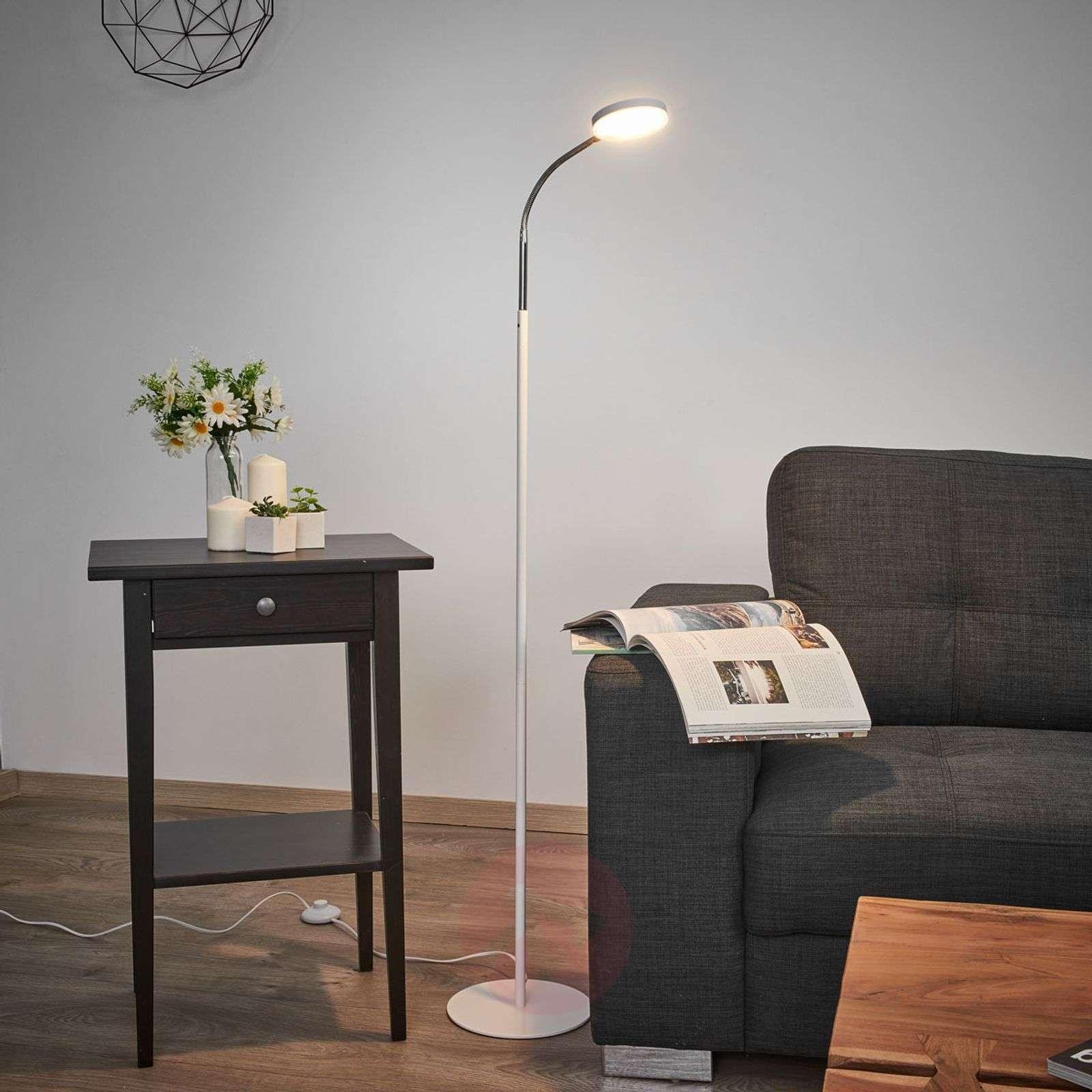Milow LED-lattiavalaisin taittuvalla varrella-9643025-02