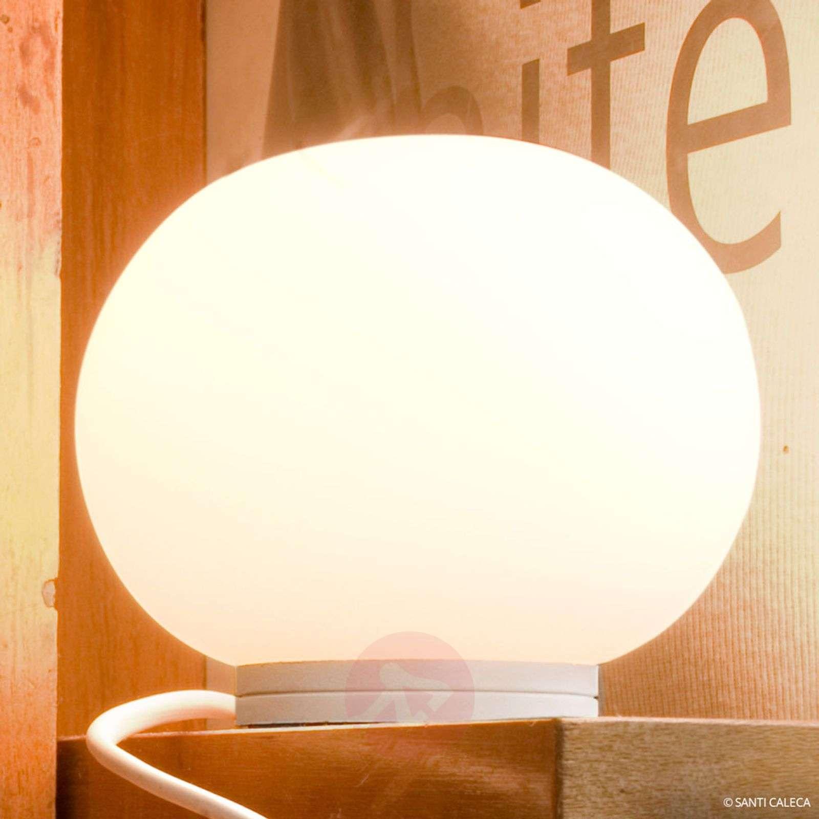 MINI GLO-BALL T pallonmuotoinen pöytävalaisin-3510070-04