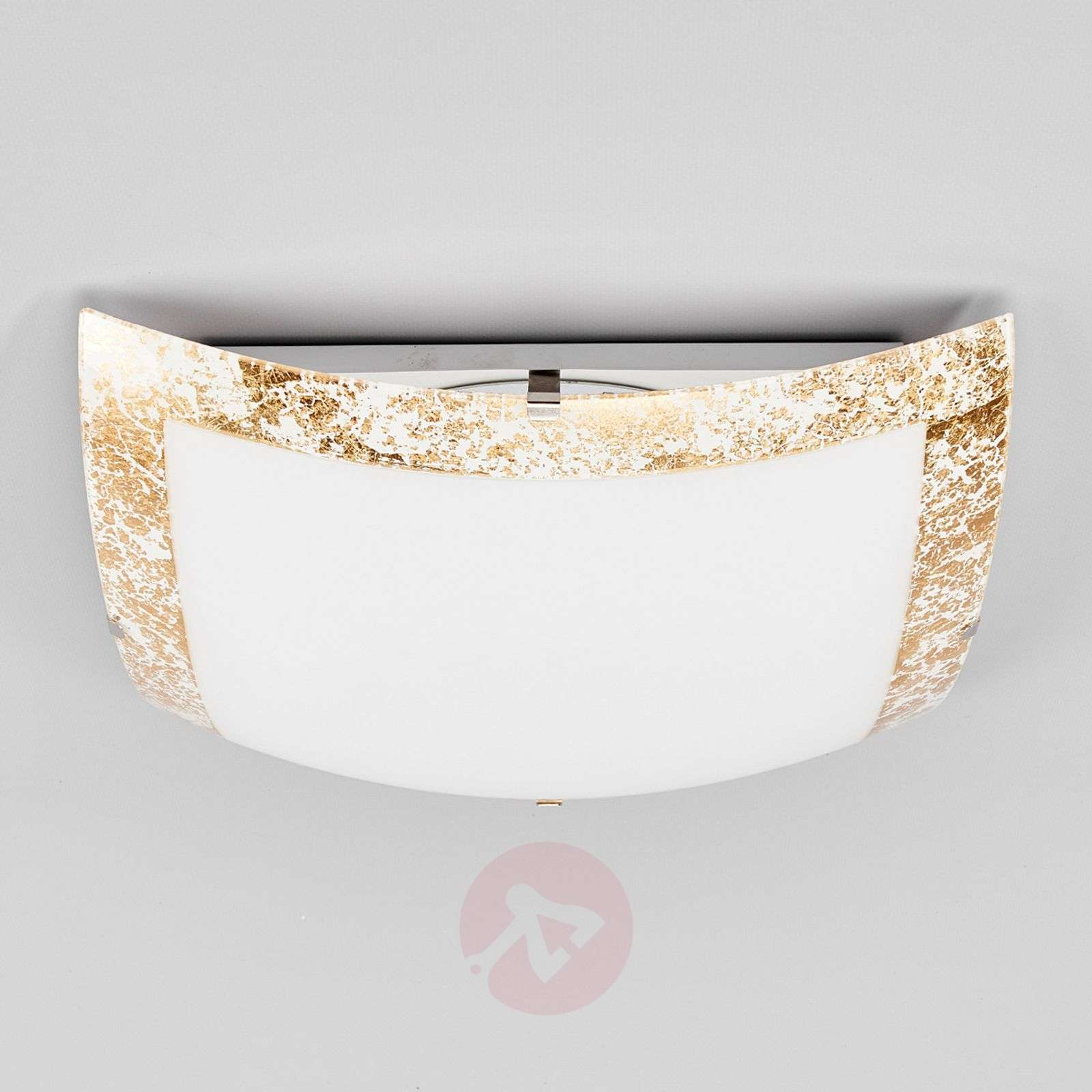 Mirella LED-kattovalaisin kultareunuksella-9625035-01
