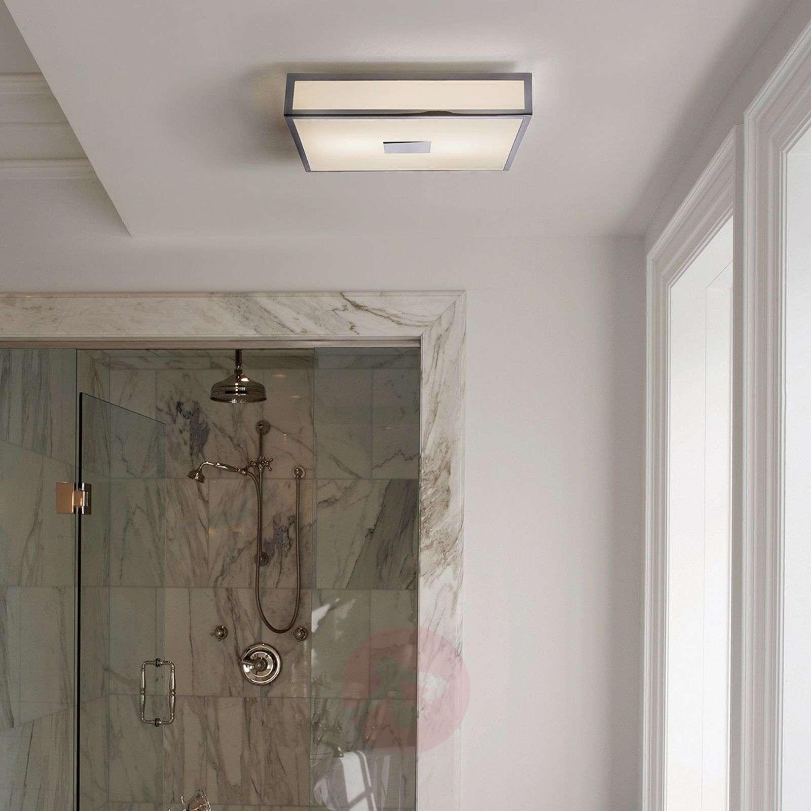 Moderni kylpyhuoneen kattovalo Mashiko IP44, kromi-1020301X-02