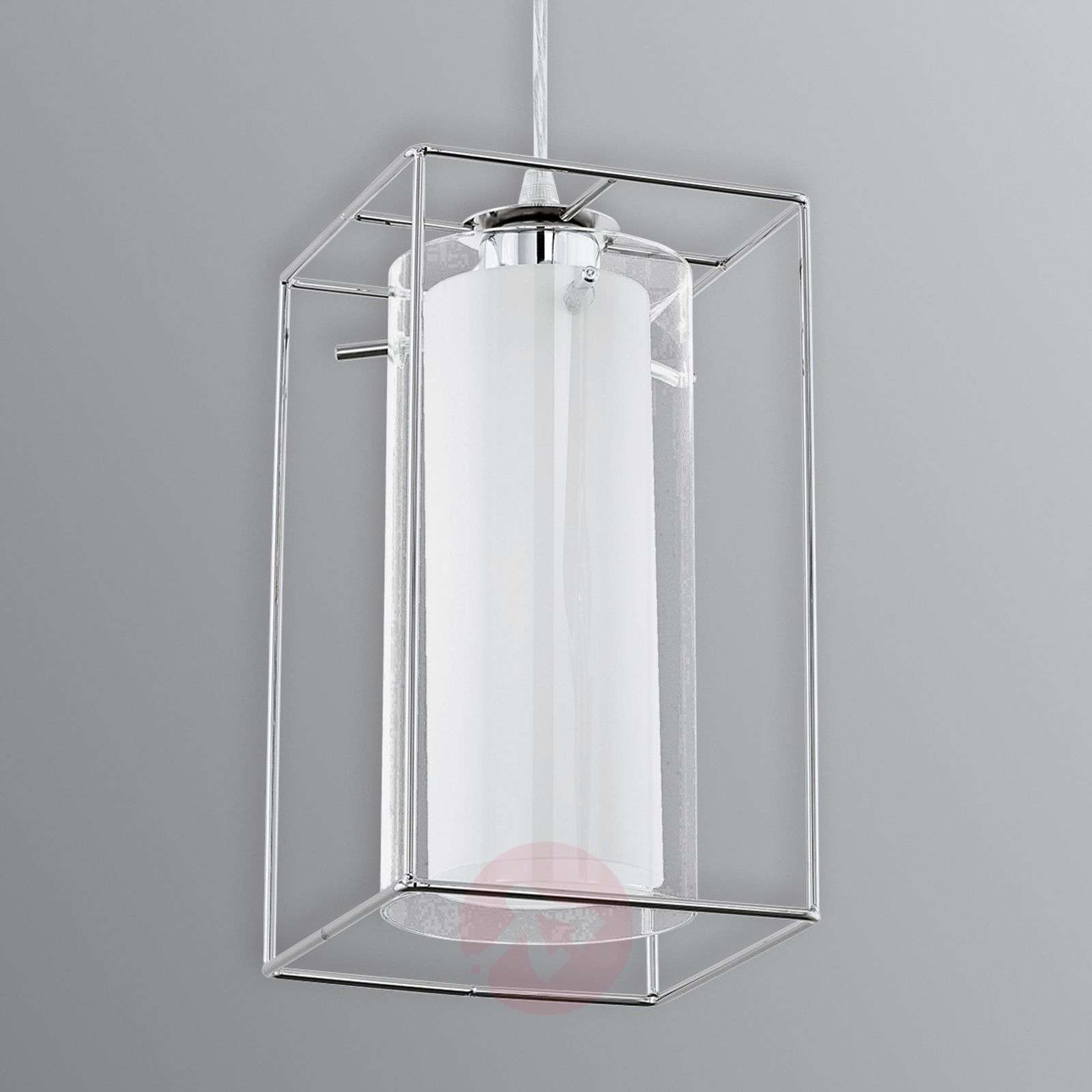 Moderni lasinen riippuvalaisin Loncino-3031746-01