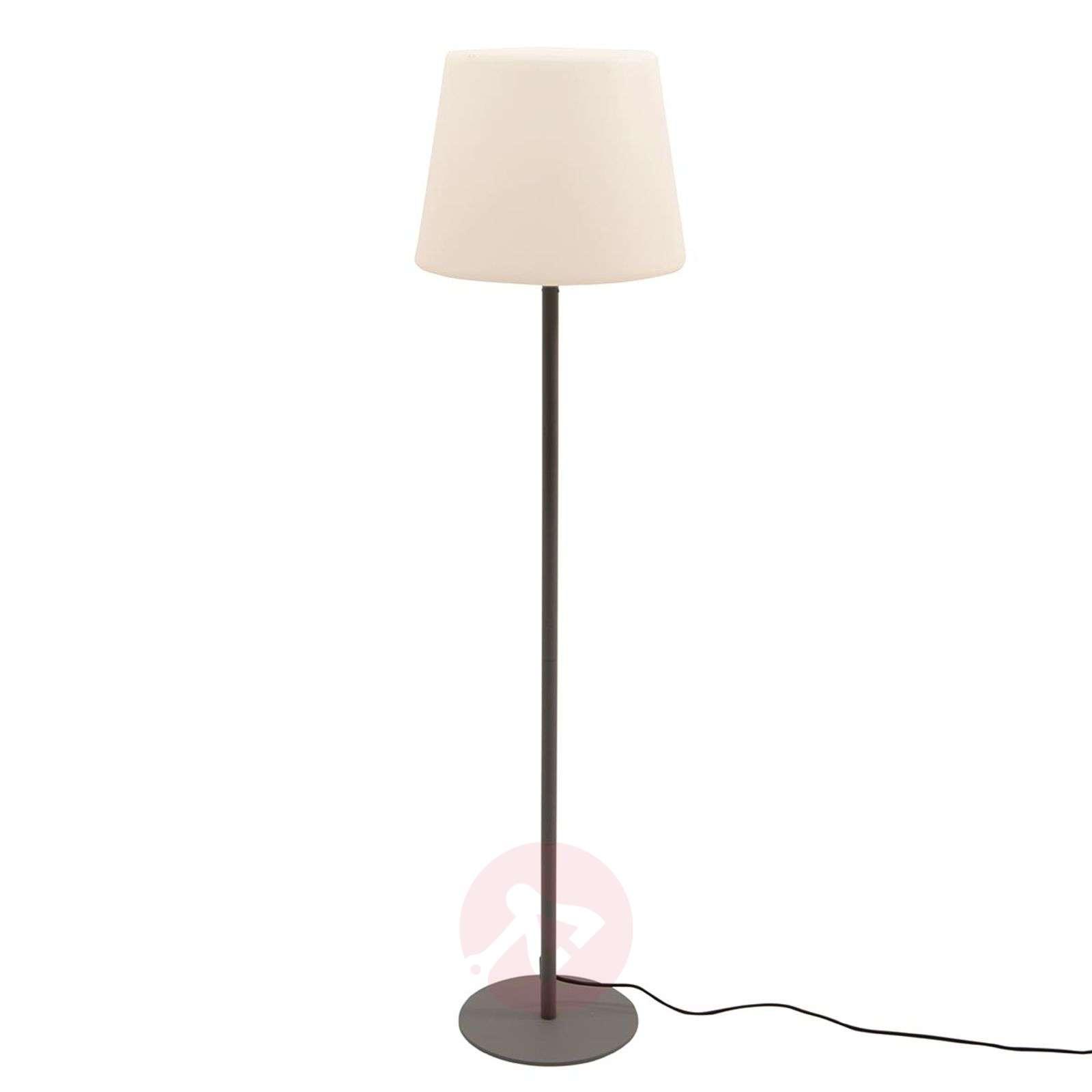 Moderni lattiavalaisin Jolene terassille-5527140-01