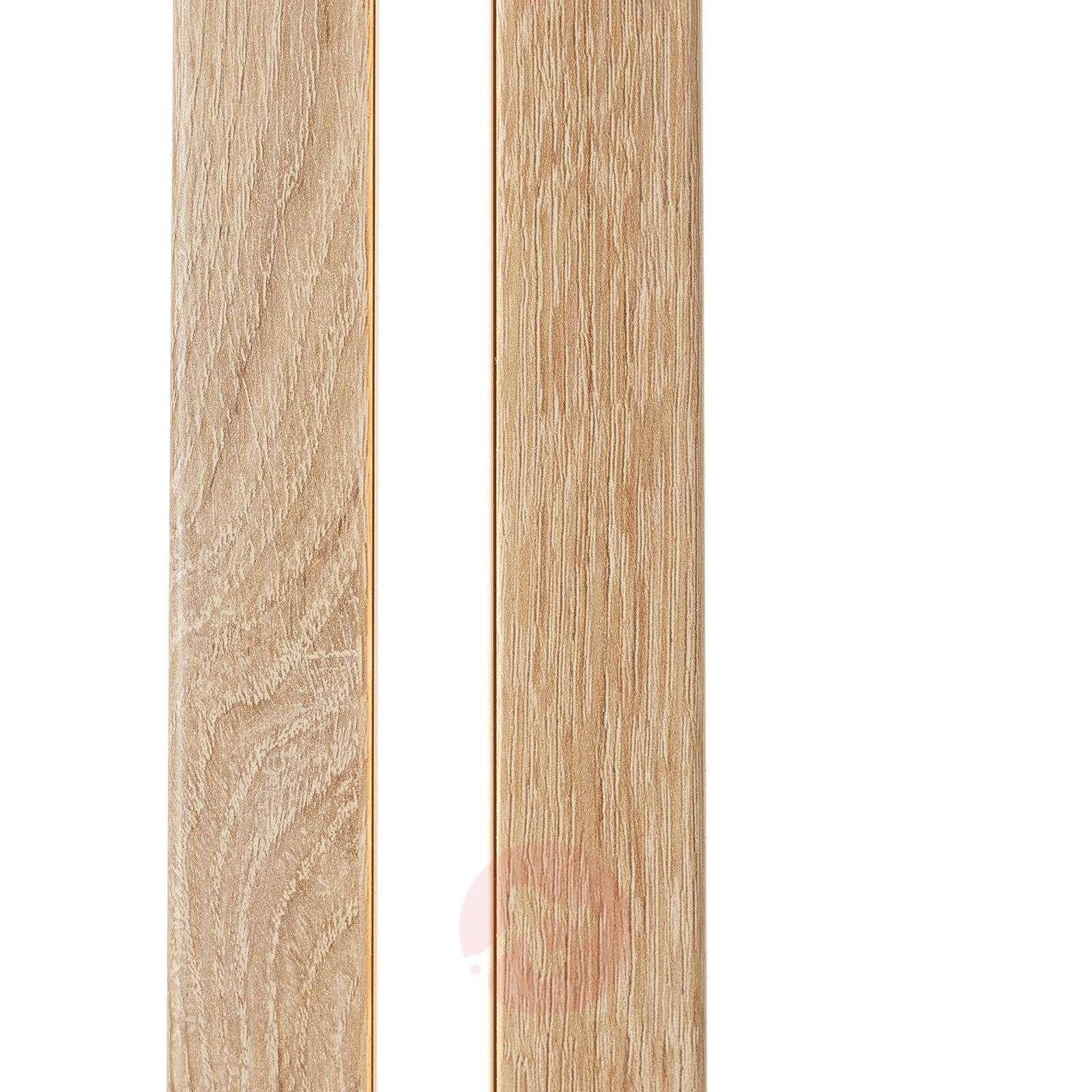 Moderni LED-lattiavalaisin Self vaaleaa tammea-7007637-02