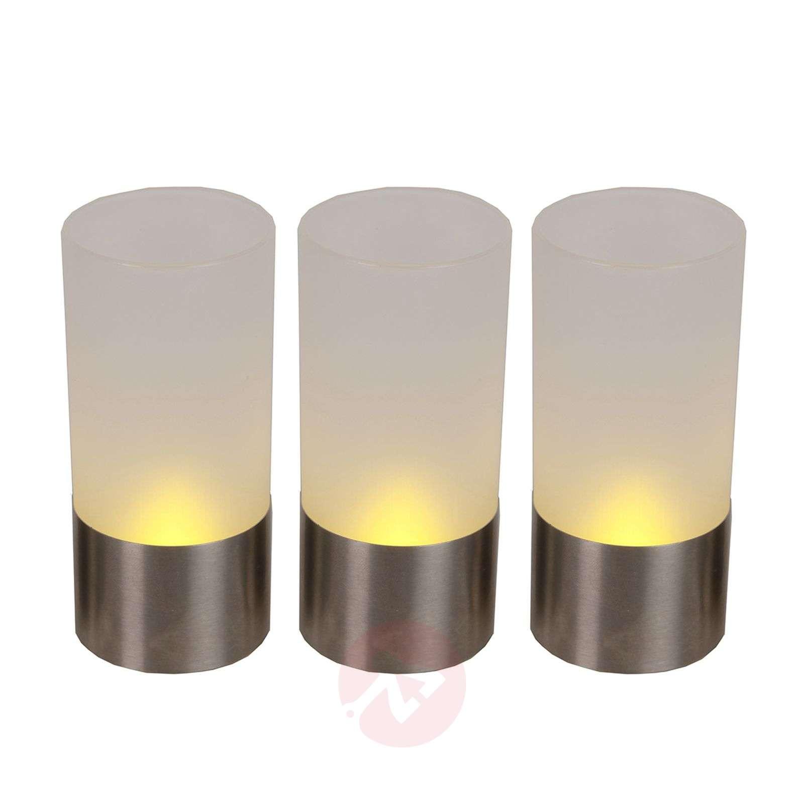 Moderni LED-lyhty, 3 kpl:n setti-1522733-01