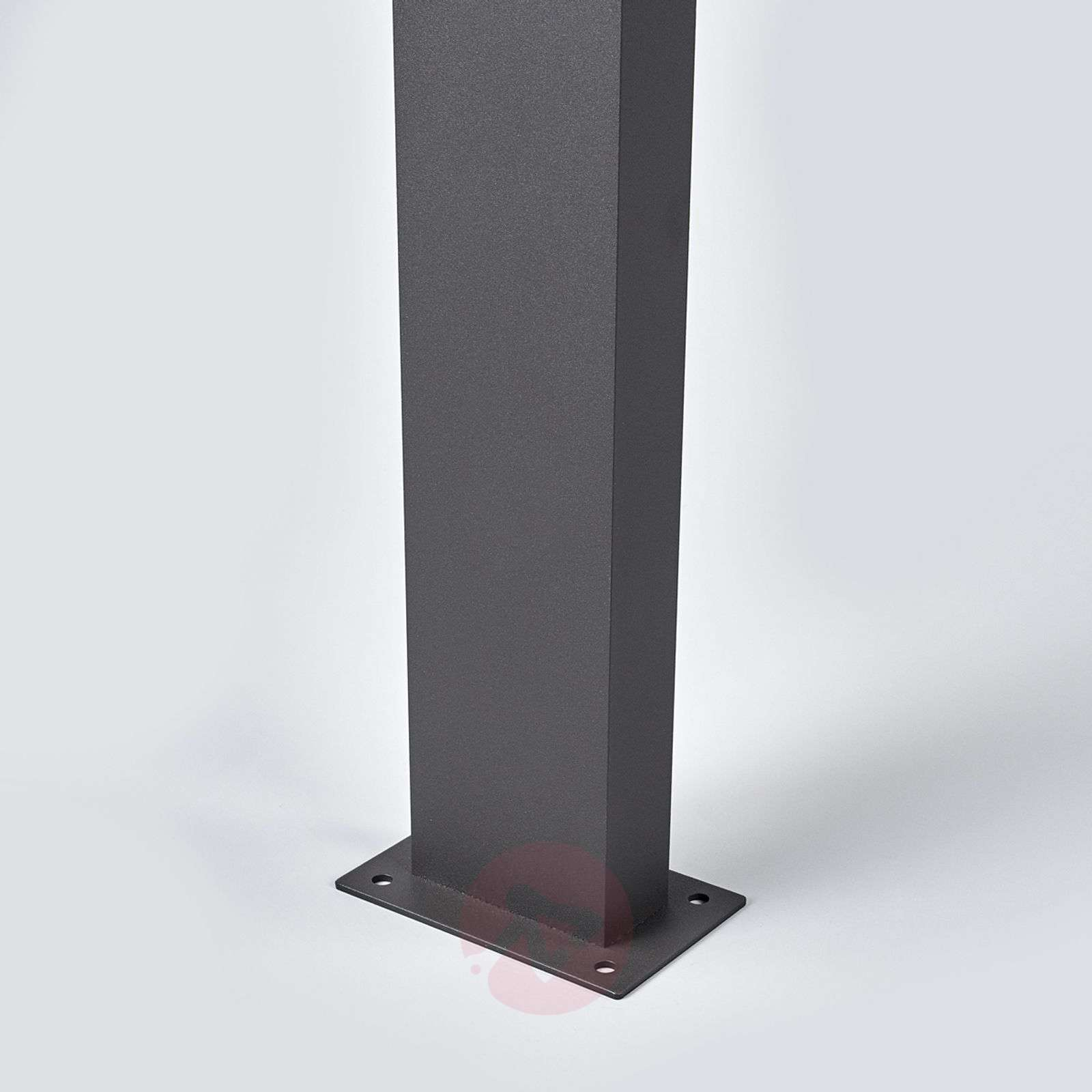 Moderni LED-pylväsvalaisin Marius-9619078-05